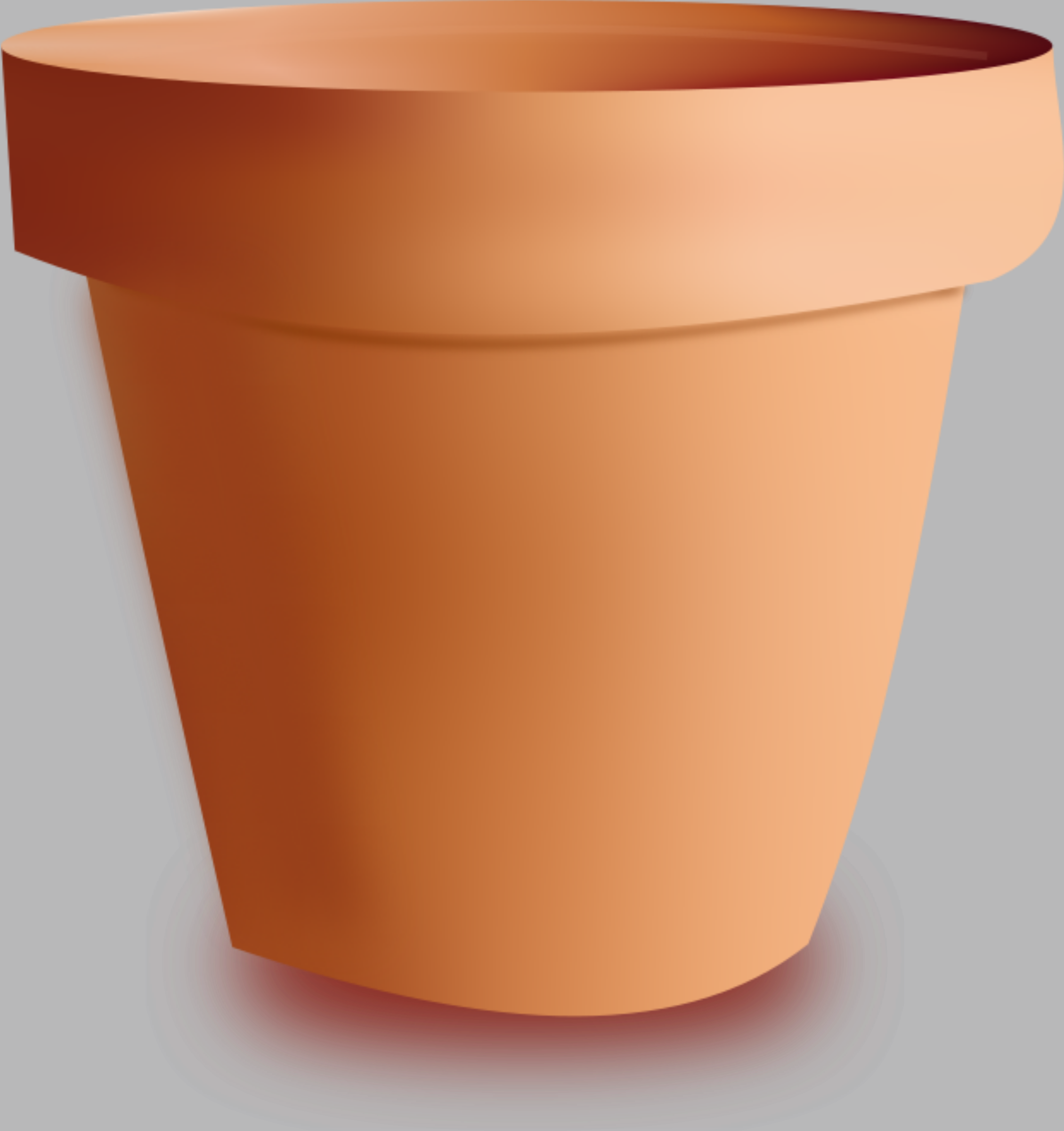 Vaso terracotta by inkscapeforum.it