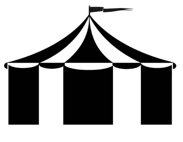 Circus tent by BiaxialAxe
