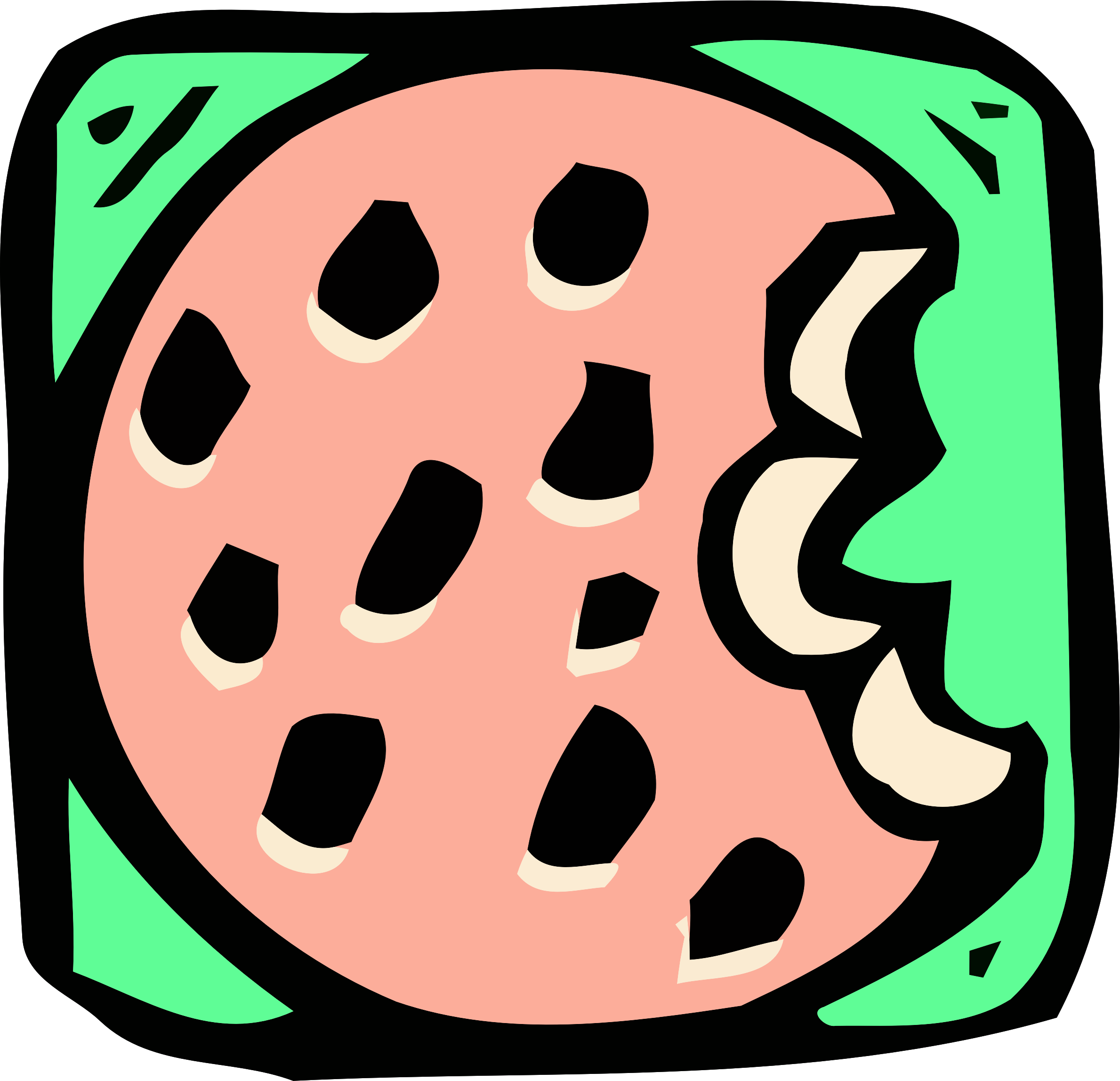 Food and drink icon - cookie by Firkin
