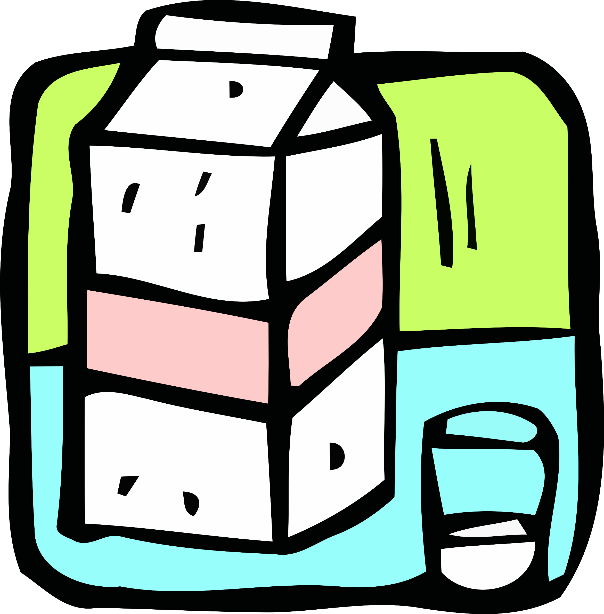 Food and drink icon - milk by Firkin