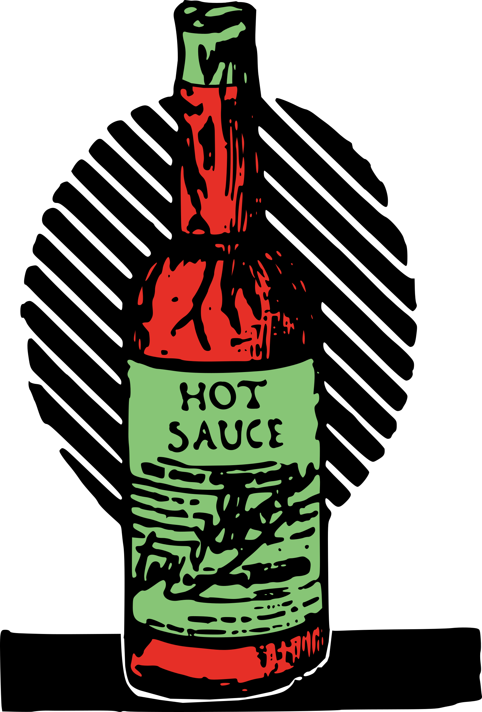 Hot Sauce by j4p4n