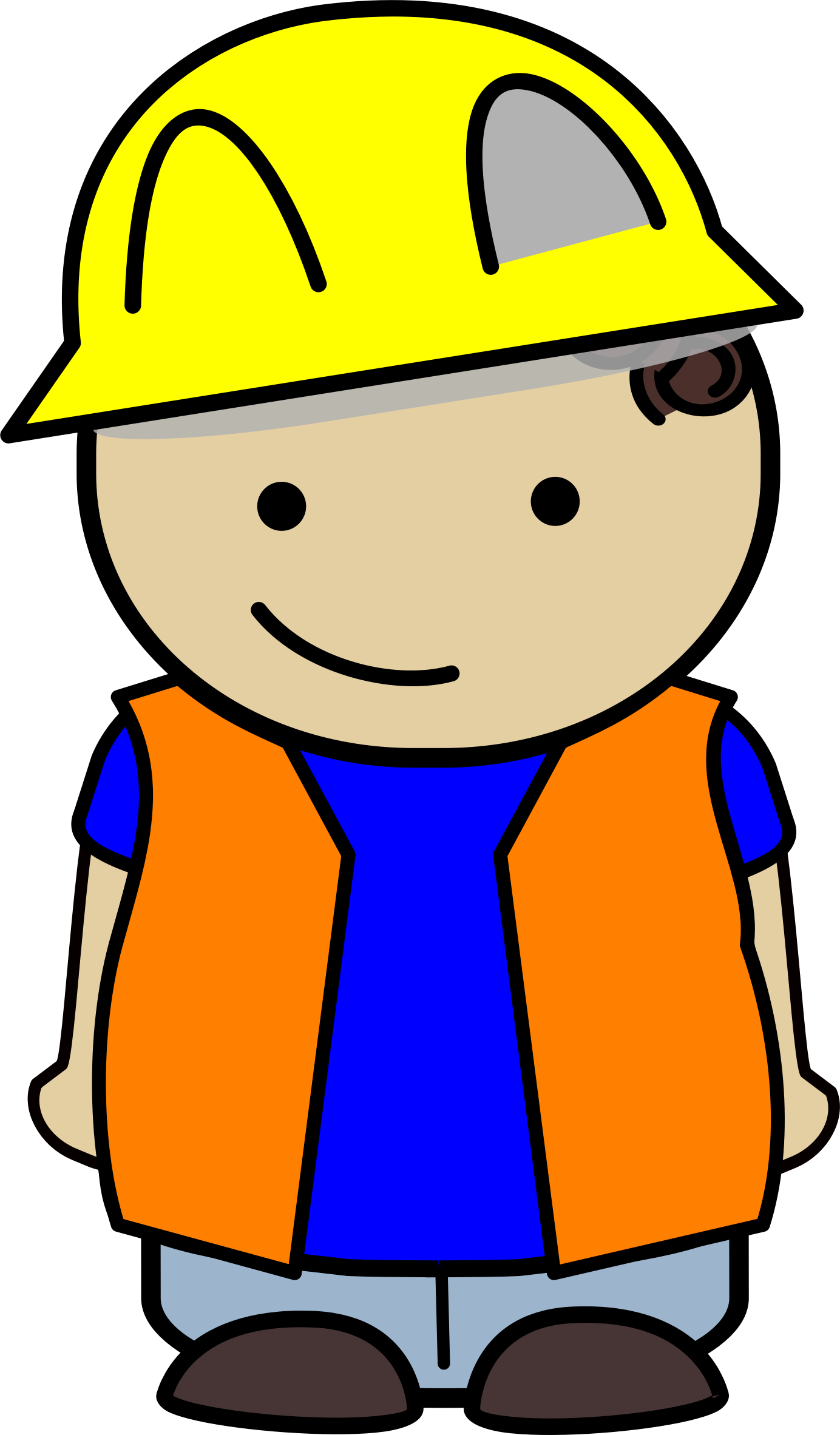 Construction Kid by ruthirsty