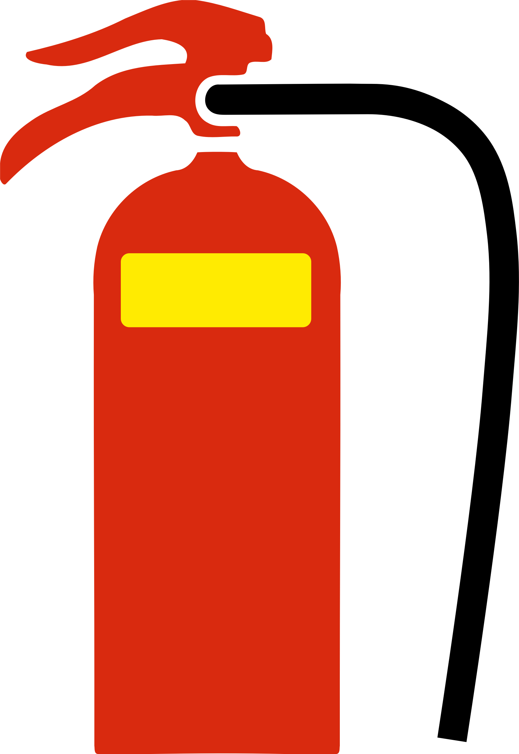 Fire extinguisher - wet chemical by Firkin