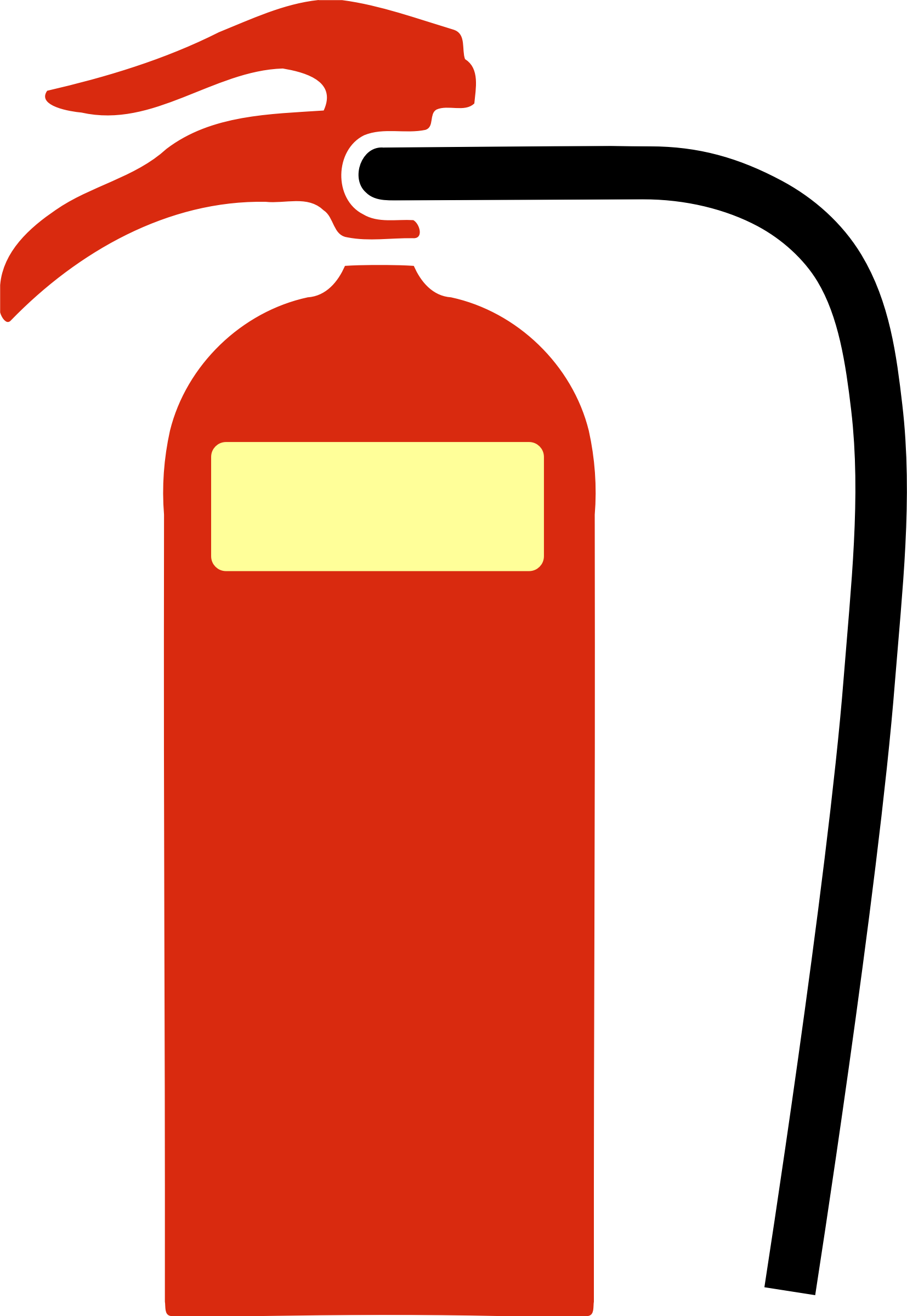 Fire extinguisher - foam by Firkin