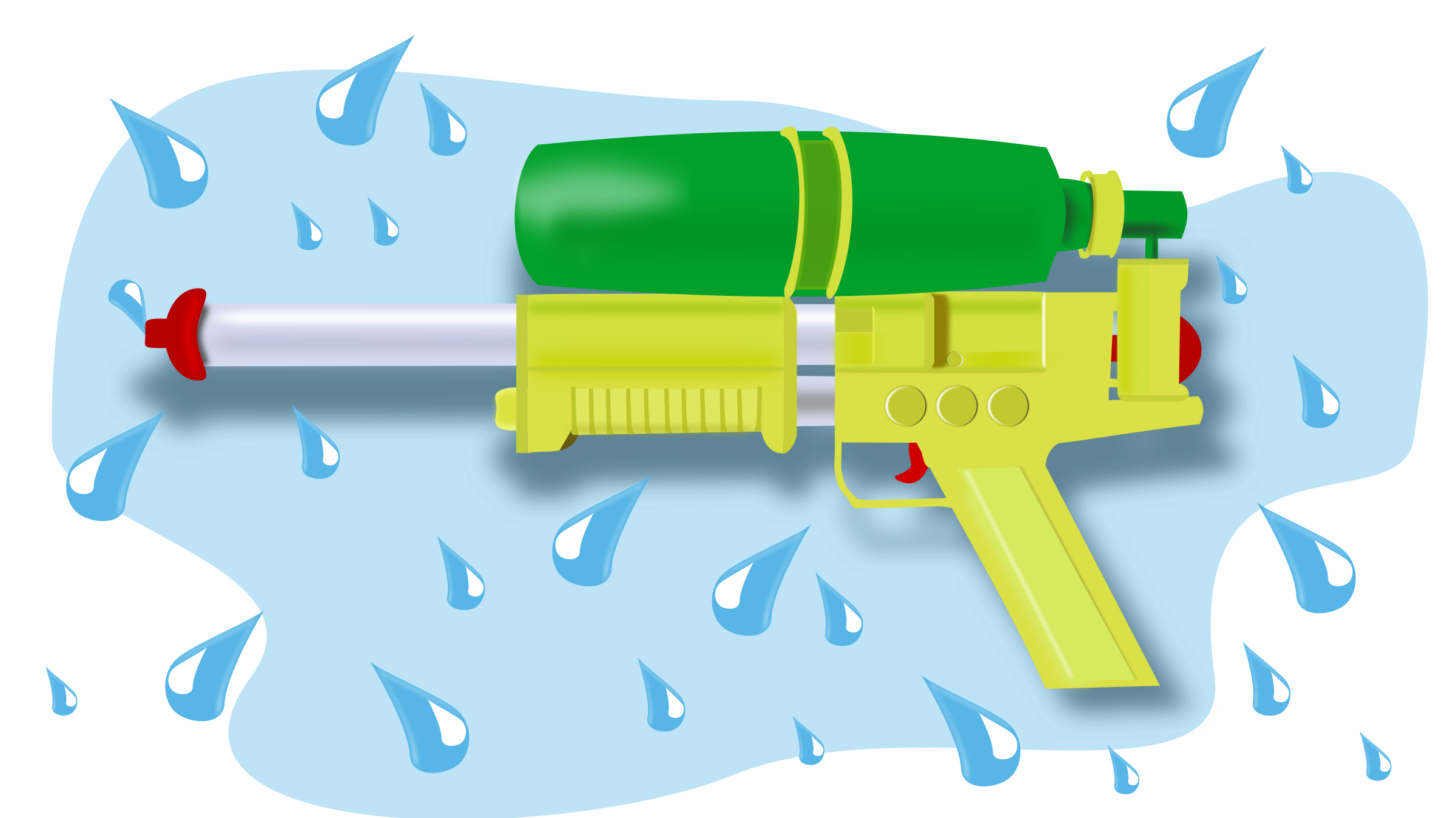 Splash water gun by inkscapeforum.it