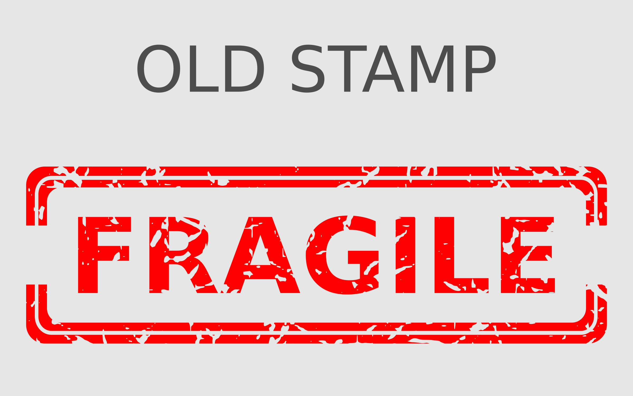 Old stamp by Officina