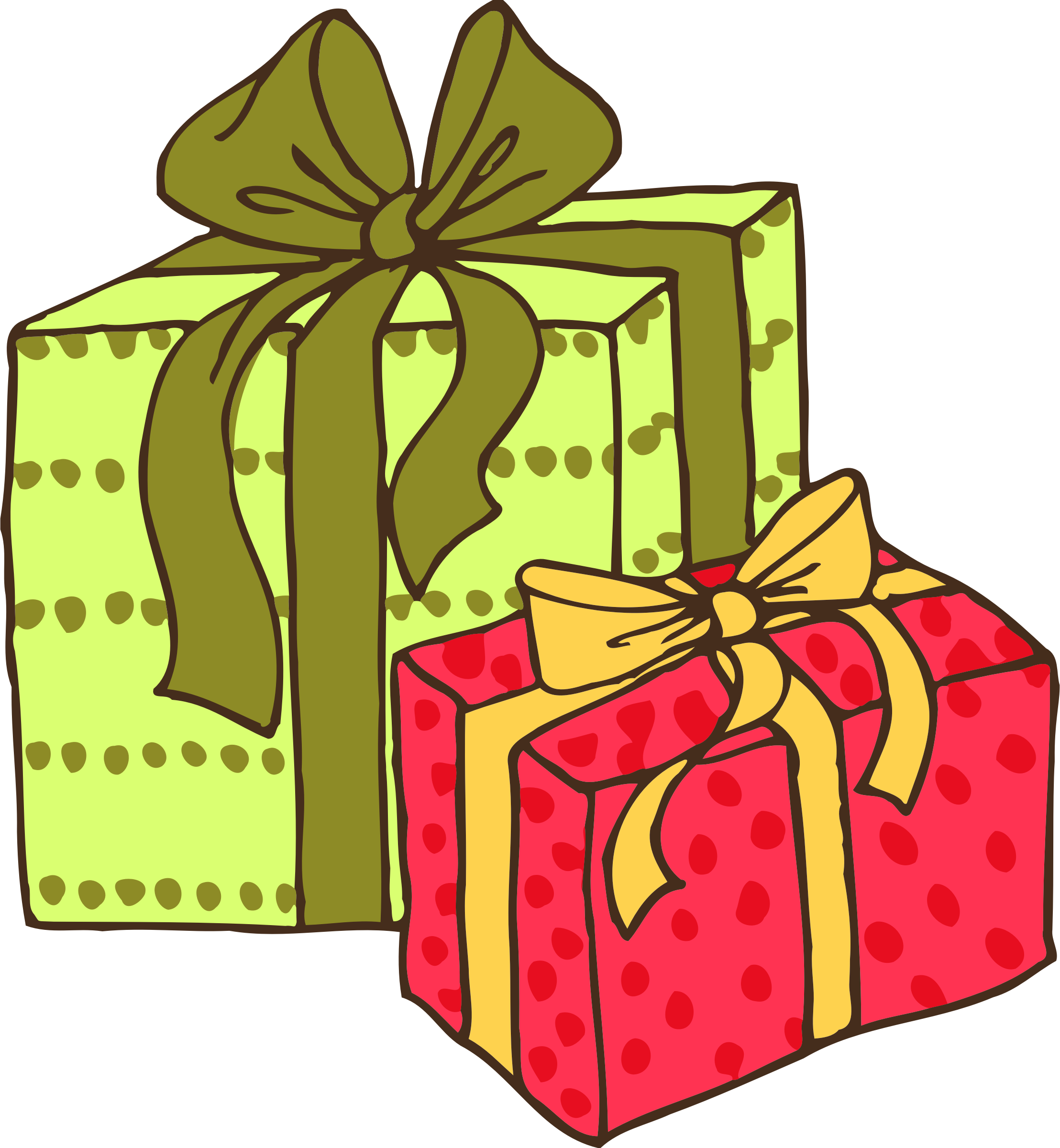 clipart presents rh openclipart org clip art presents gifts clipart presentation