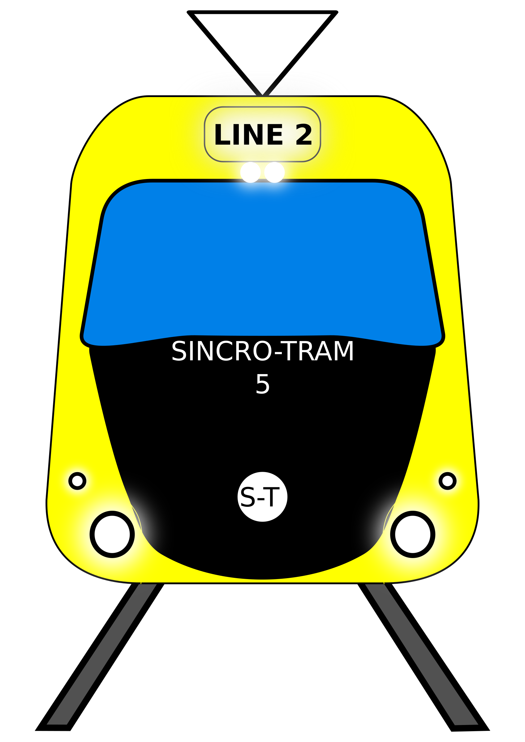 Tram 5 by sincrosergio