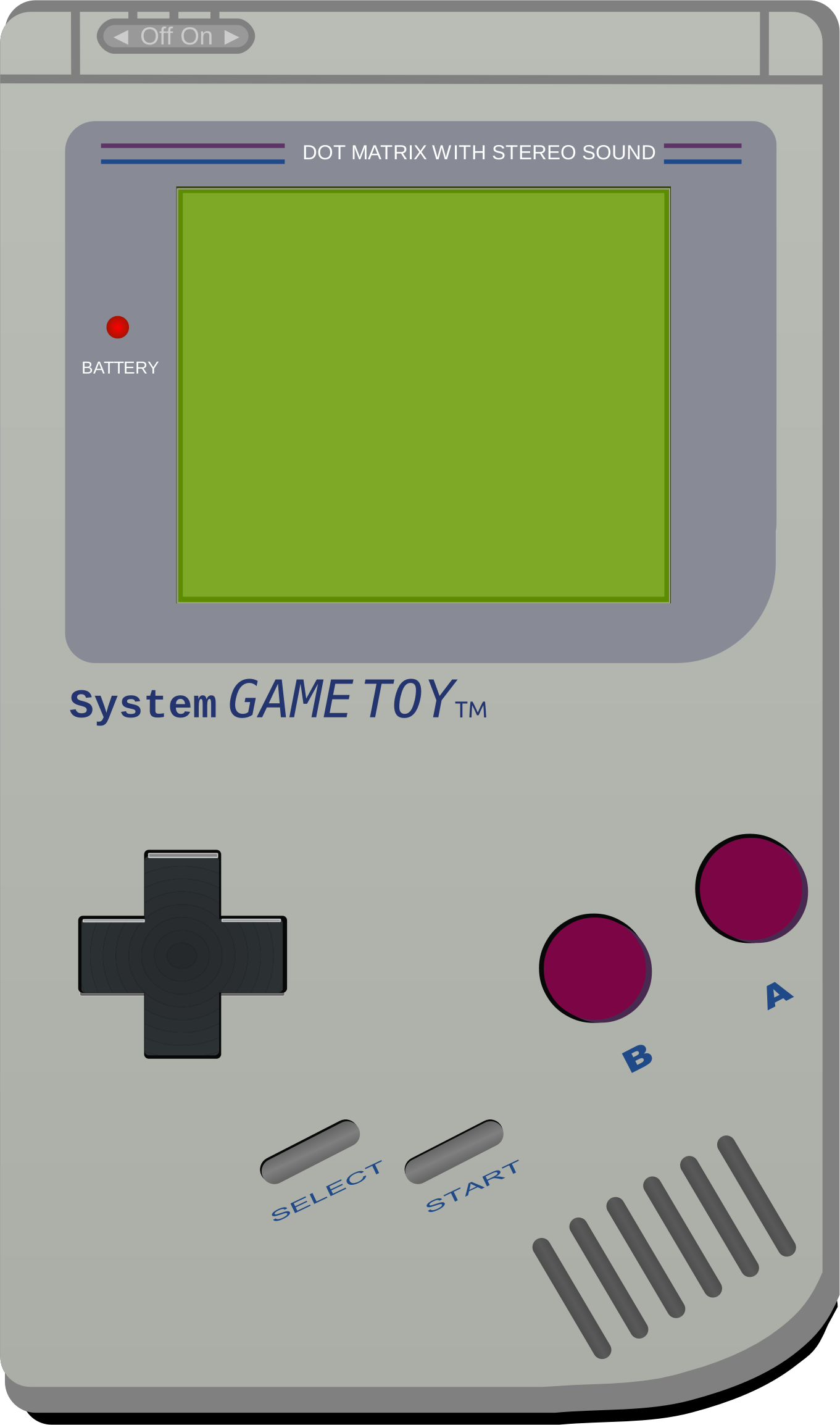 Gameboy by shunesburg69