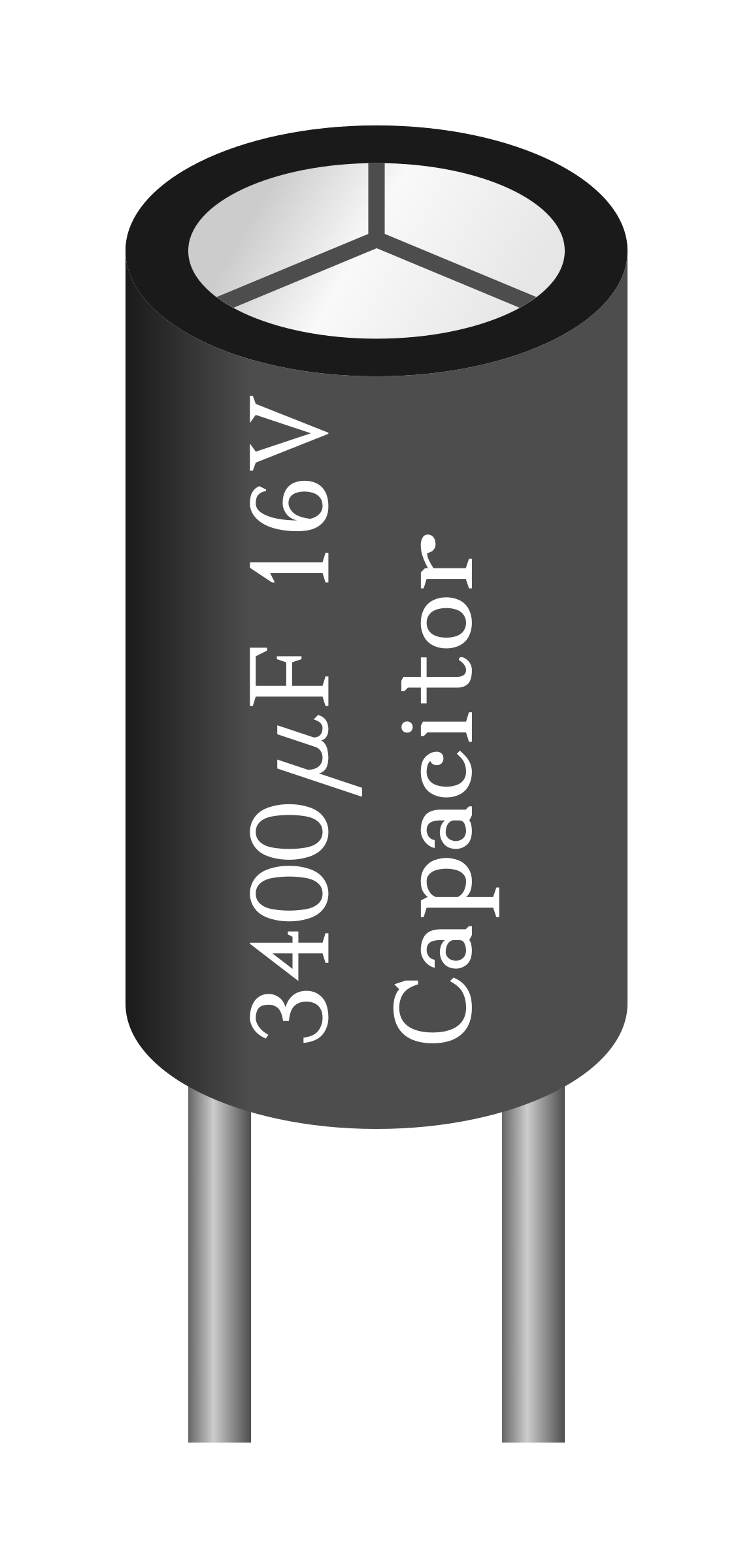Aluminum electrolytic capacitor by jhnri4