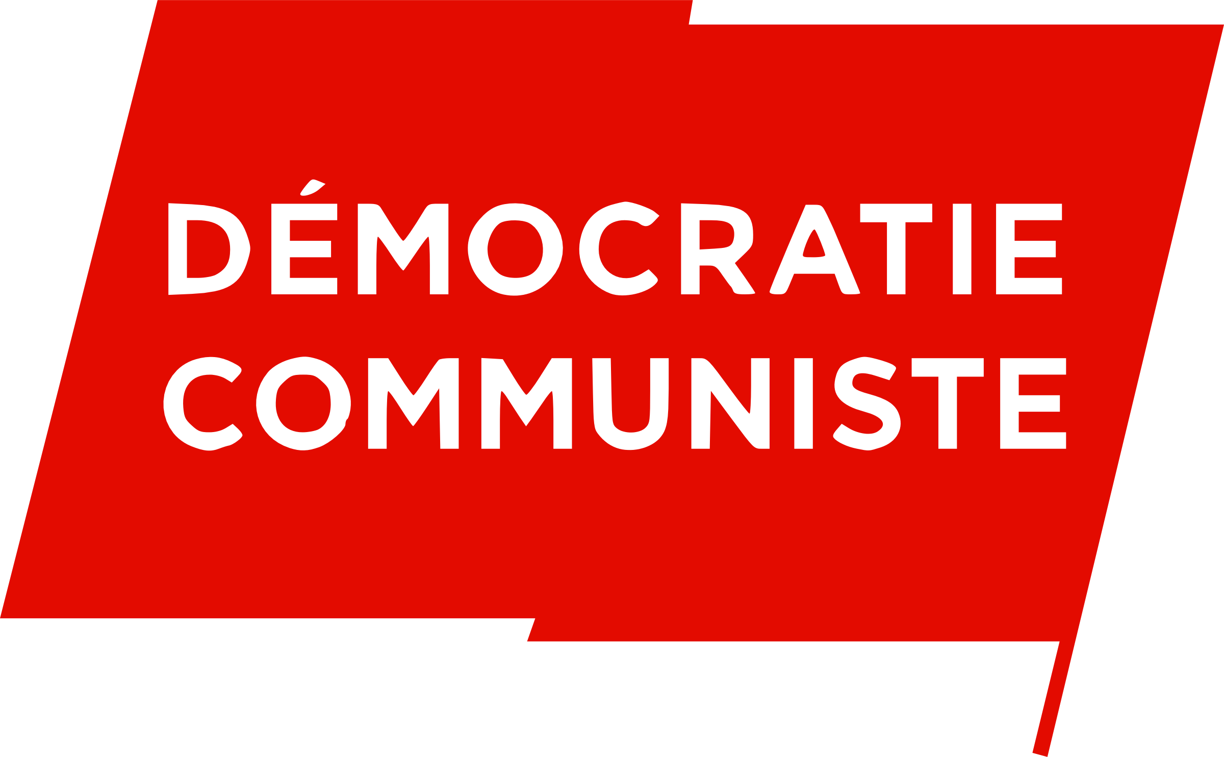 Communist Democracy by KCJV