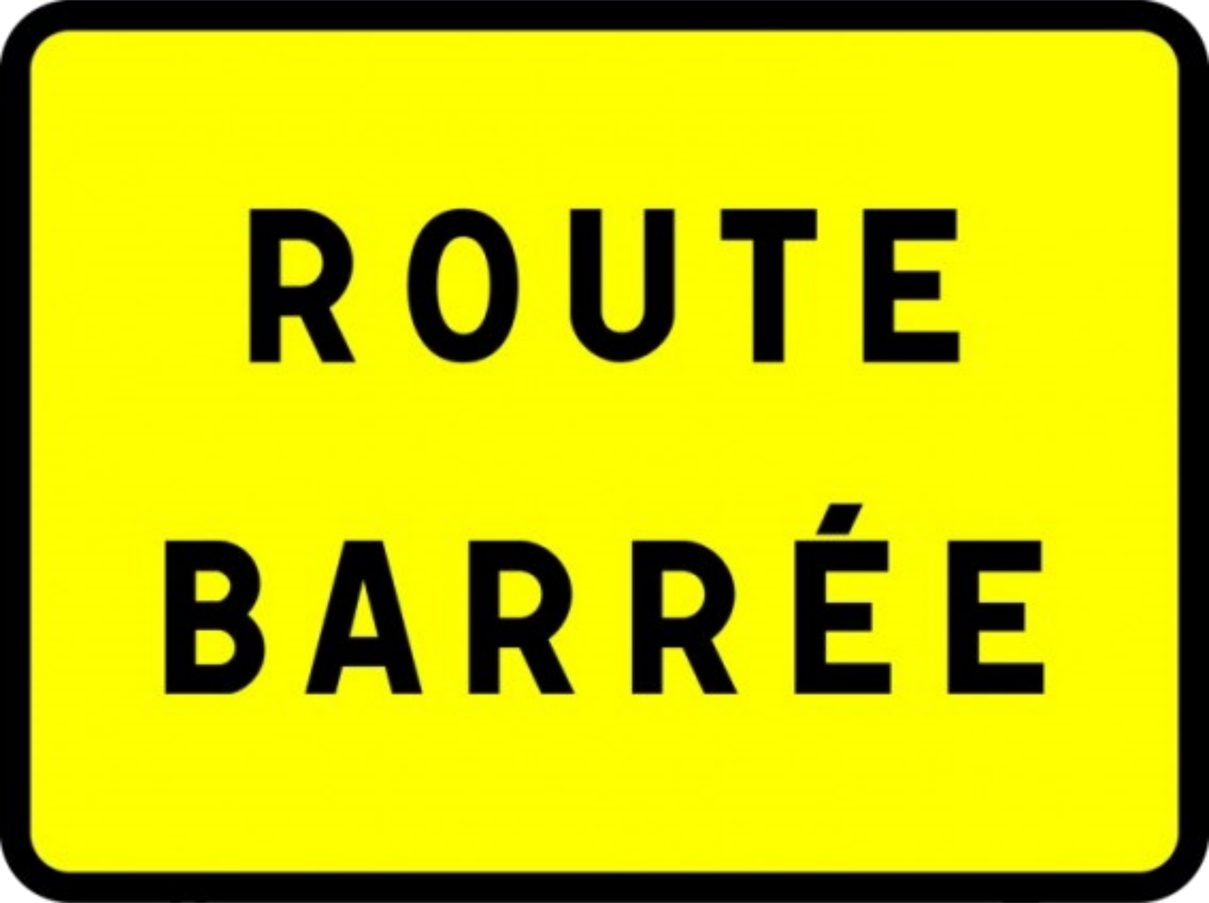 Route barrée KC1 by rthierry76