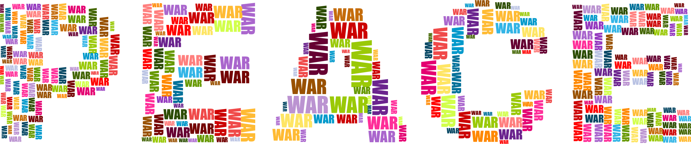 Peace And War by GDJ