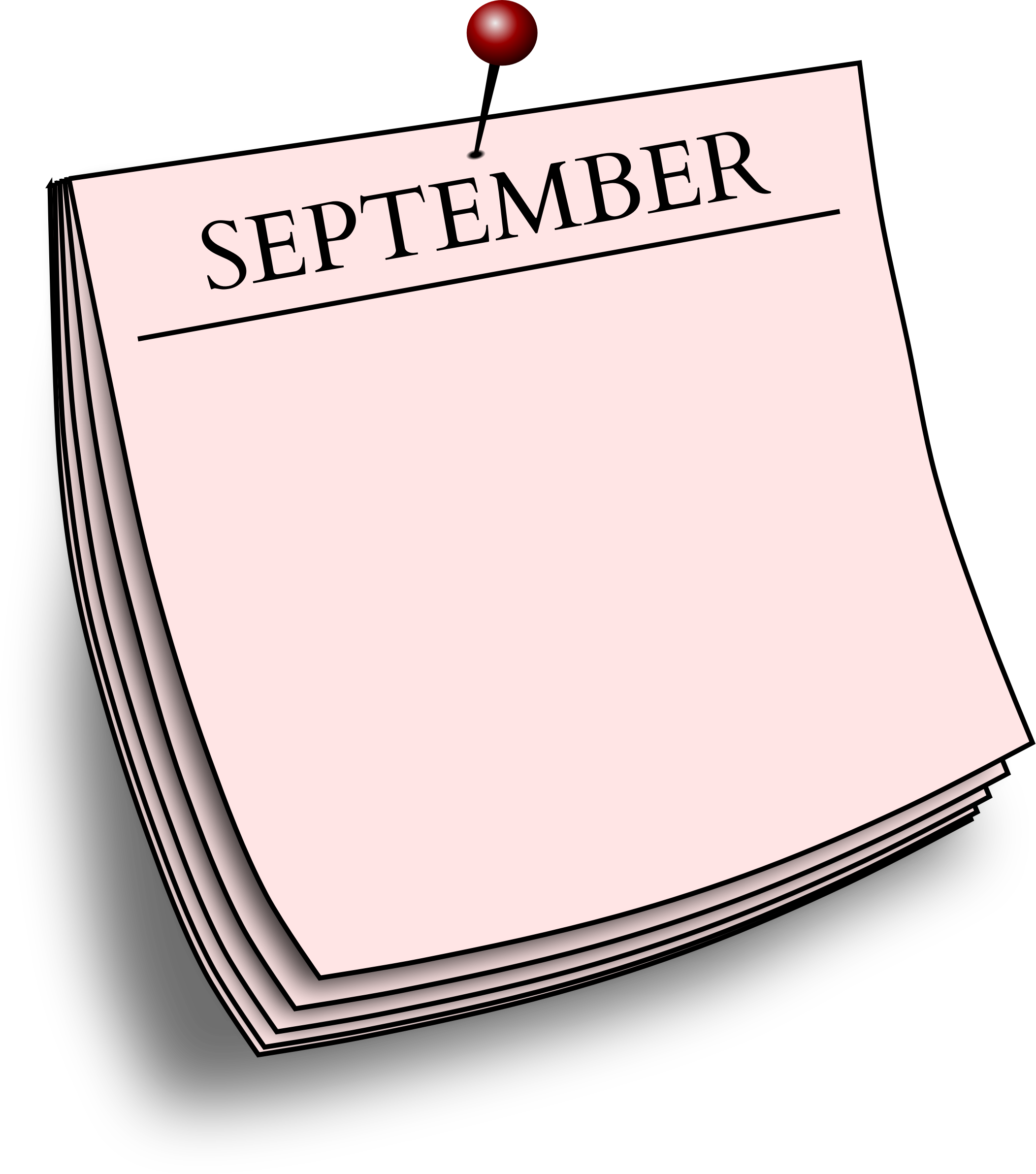 Monthly note - September by Firkin