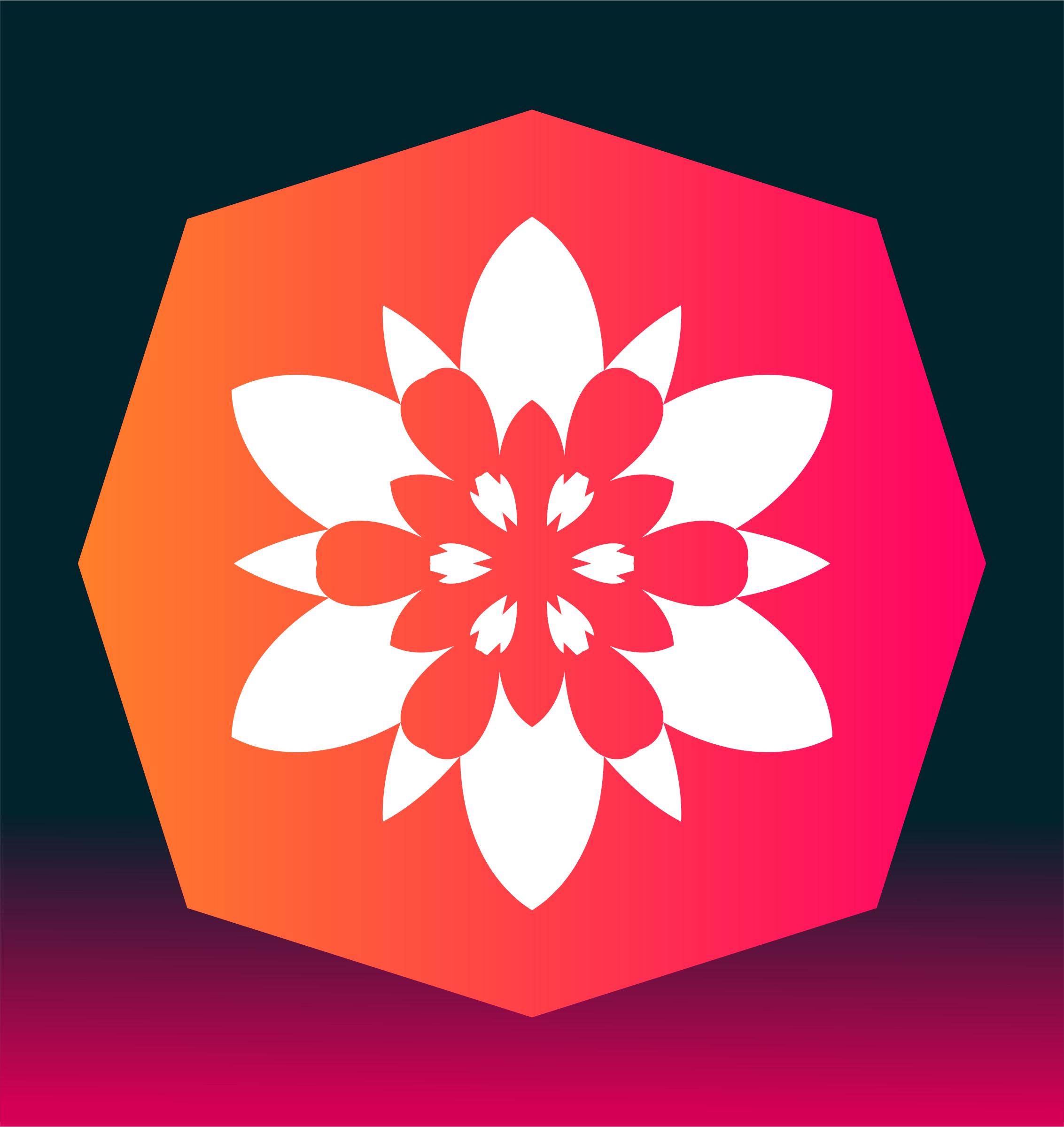 flower icon 2 by QMC.media