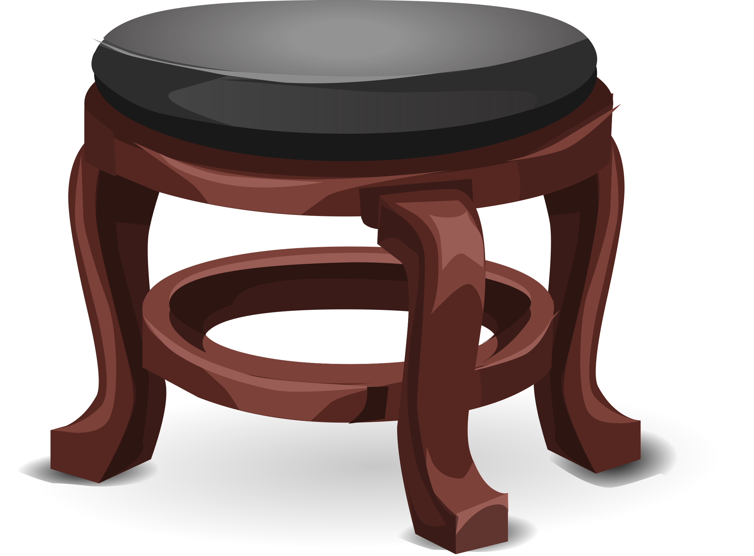 Stool from Glitch by anarres