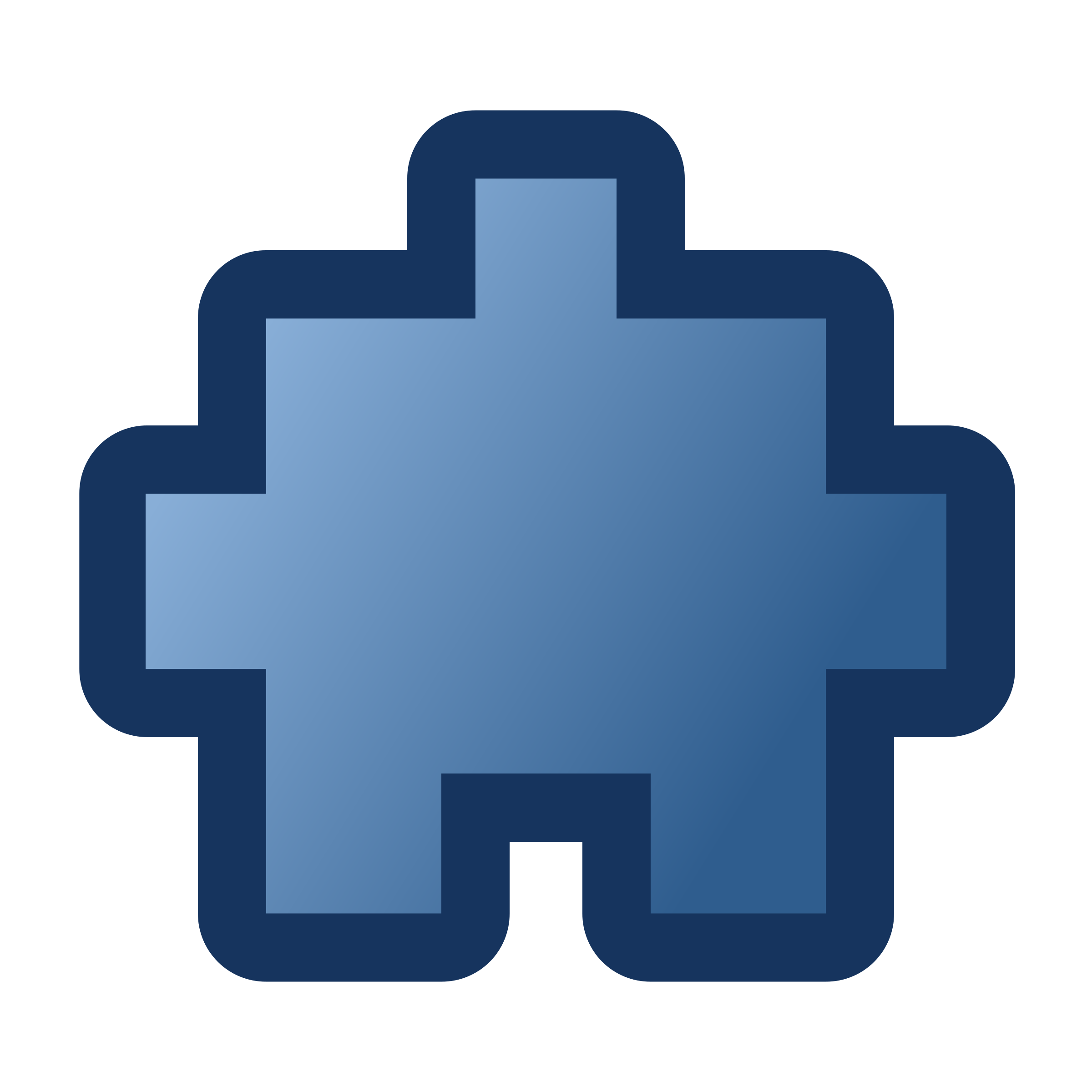 icon-puzzle2-blue by jean_victor_balin