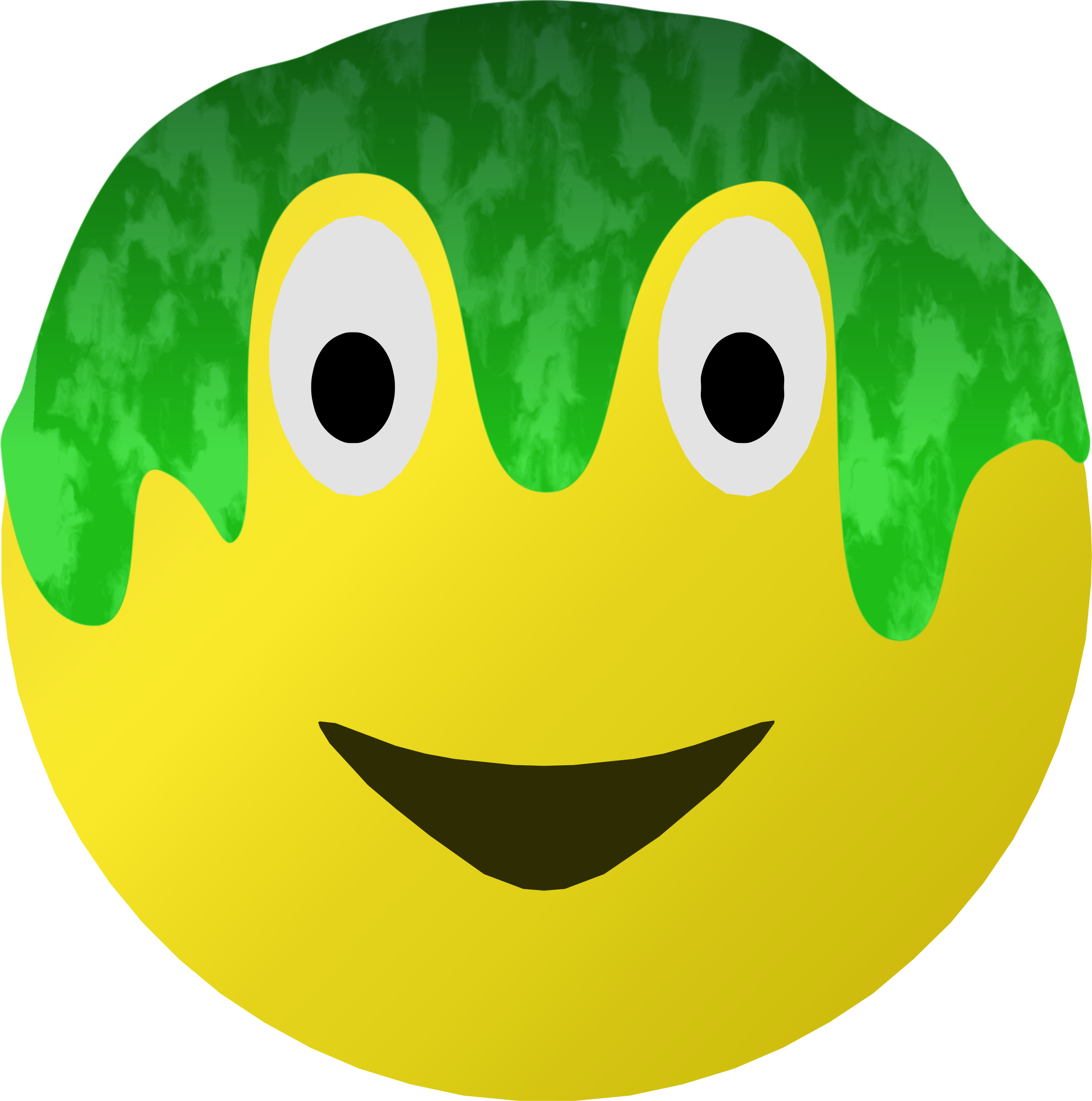Slimed Smiley by Arvin61r58