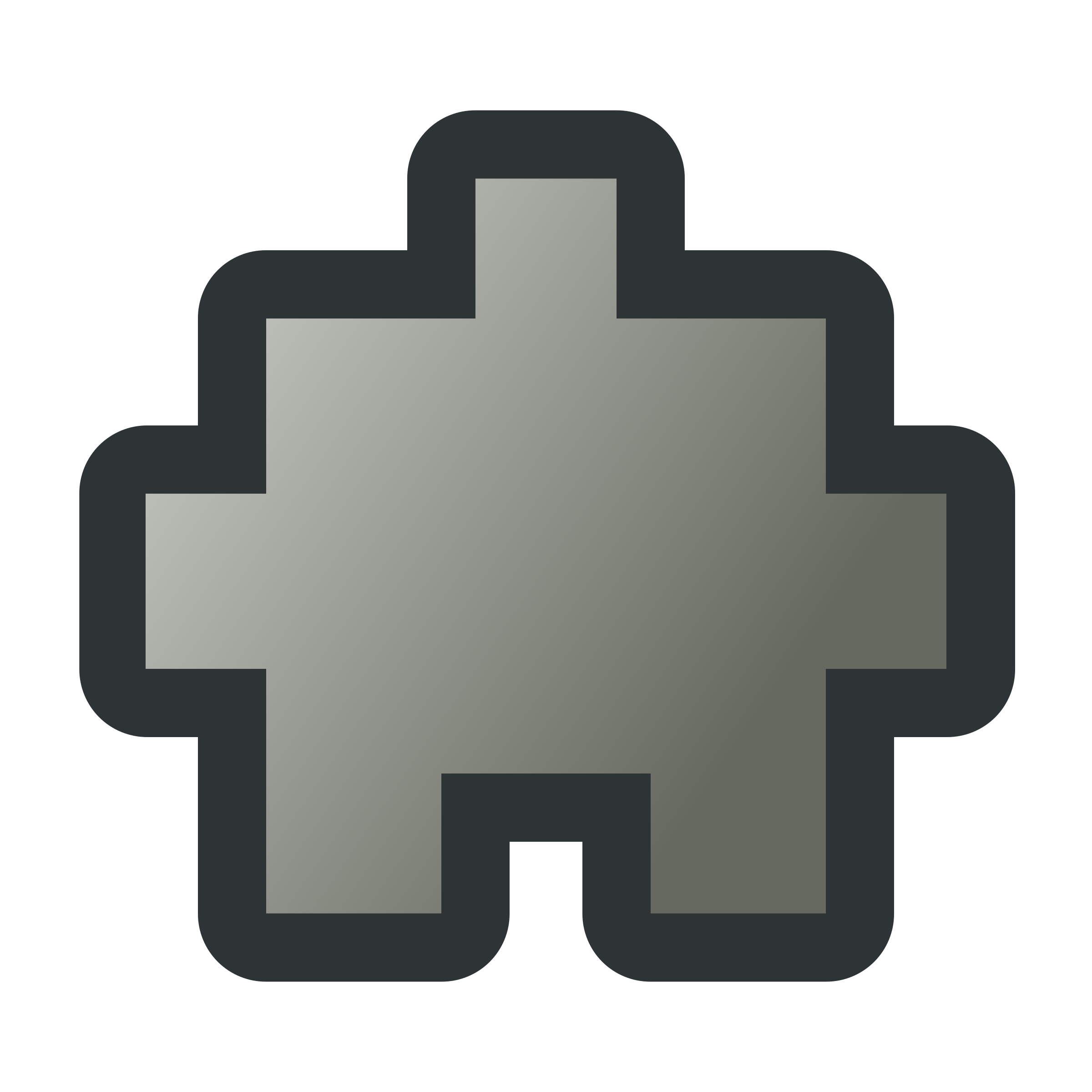 icon_puzzle2_grey by jean_victor_balin
