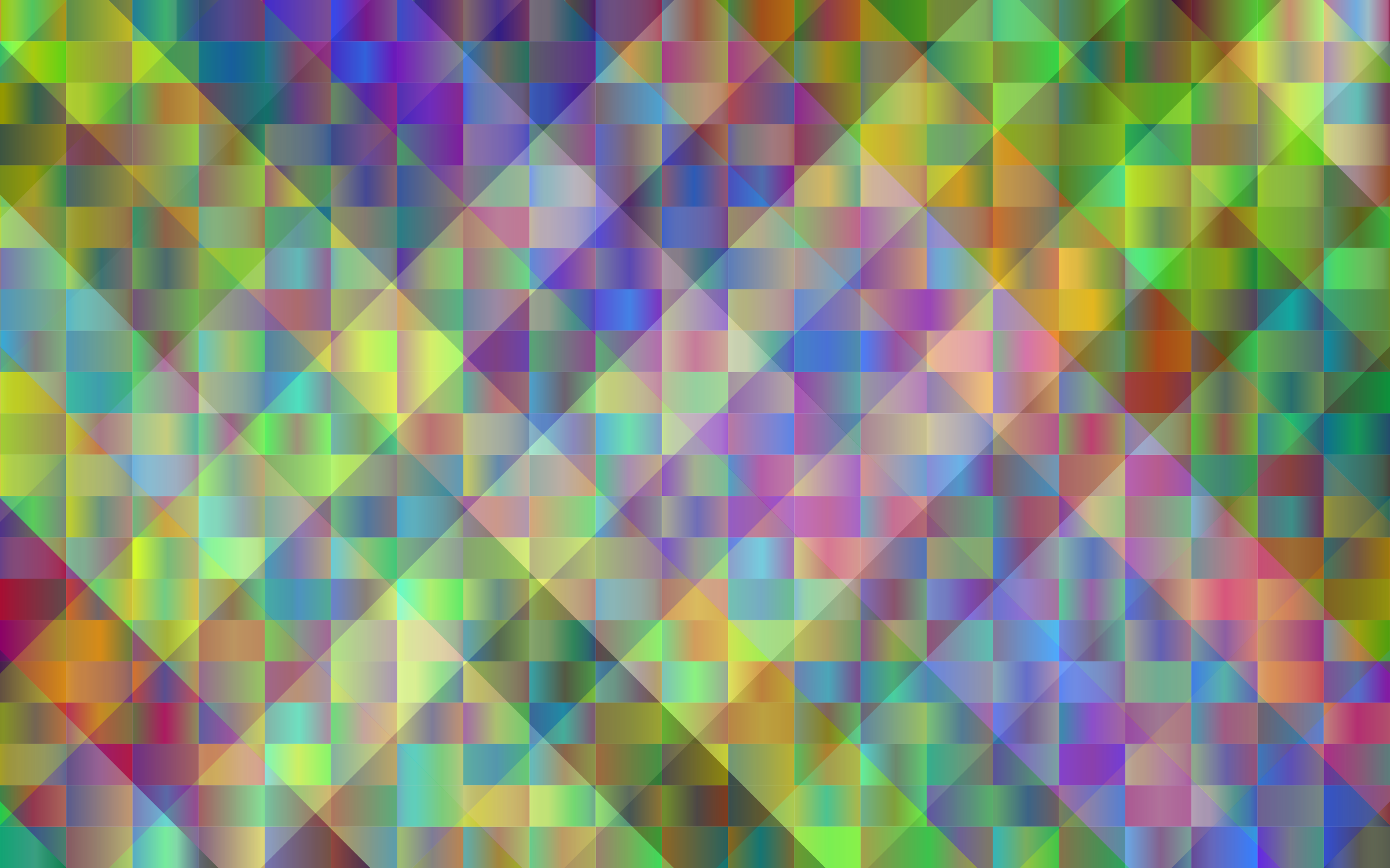 Prismatic Abstract Geometric Background by GDJ