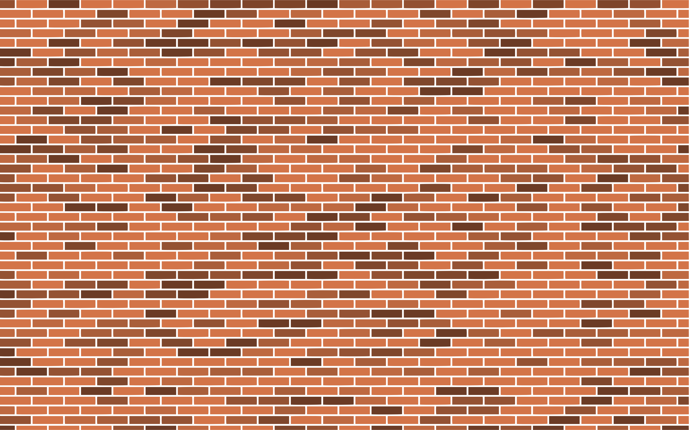 Clipart High Resolution Bricks Pattern