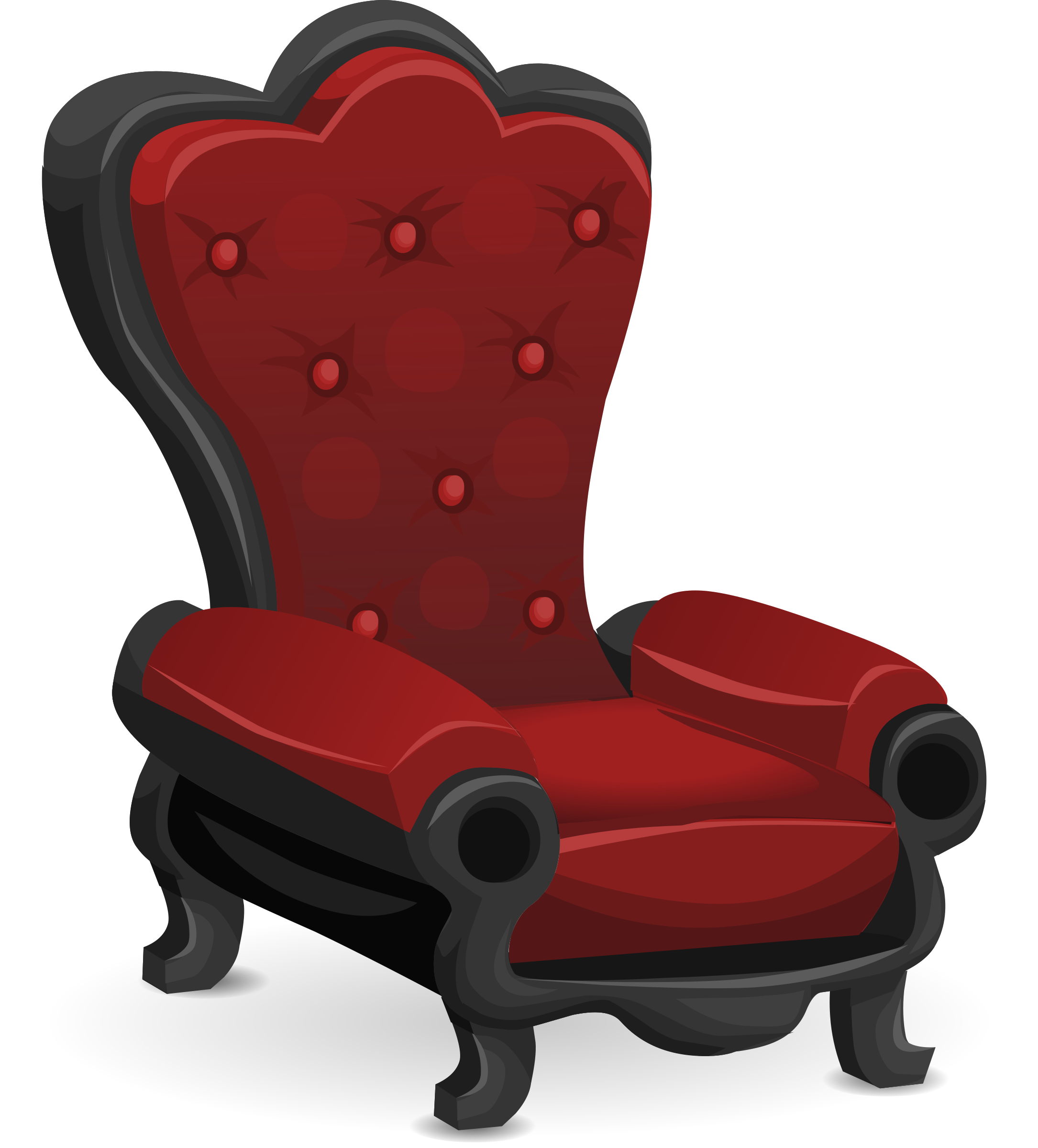 Fancy chair by anarres