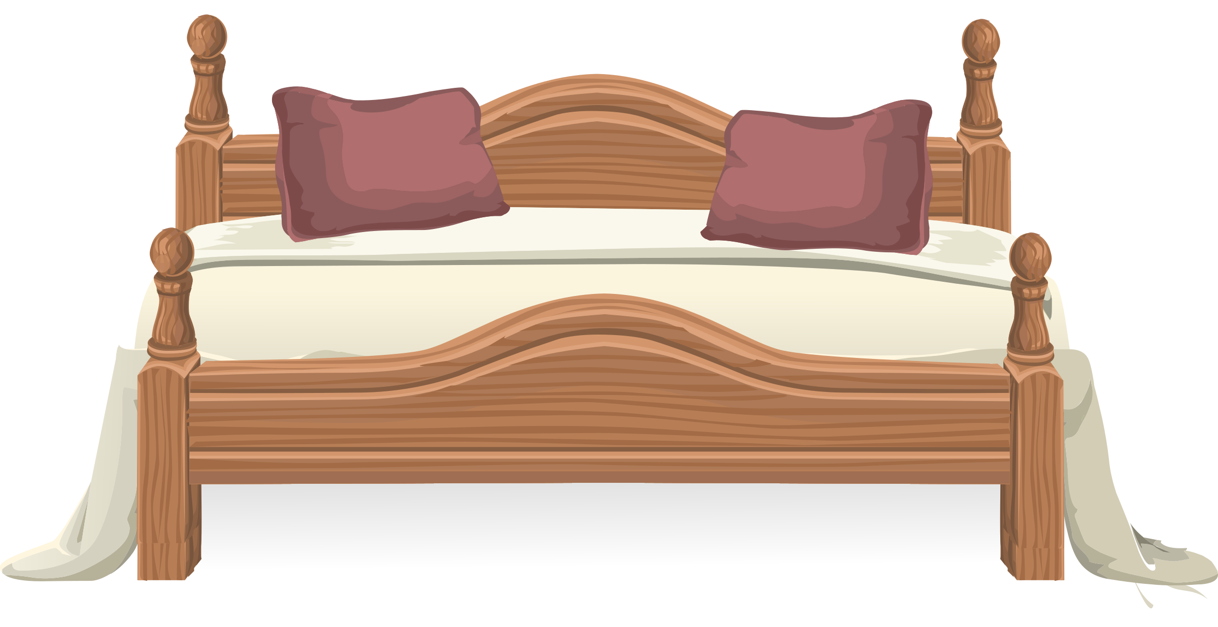Bed from Glitch by anarres