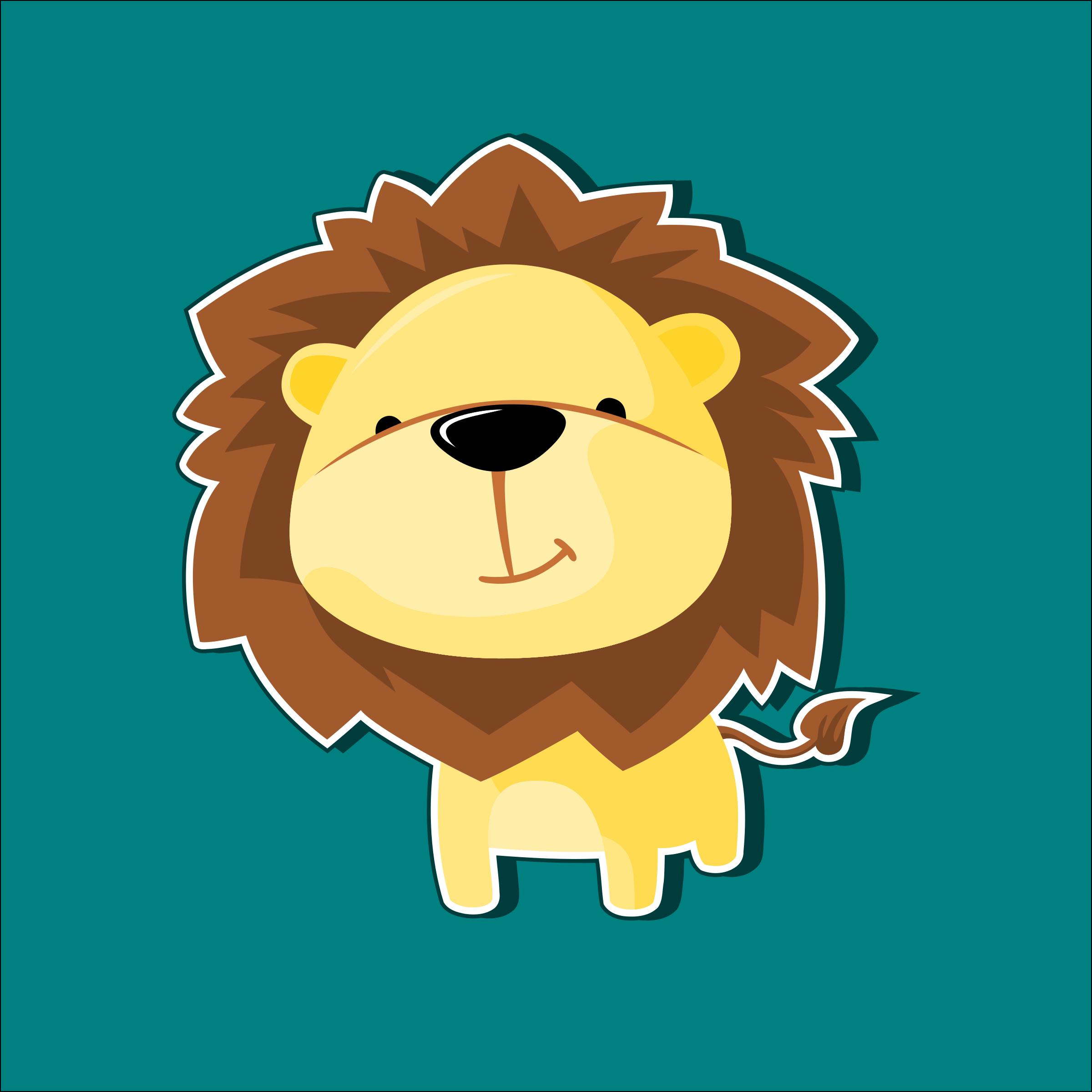 clipart mascot lion zoo animal clip art images zoo animal clip art pinterest