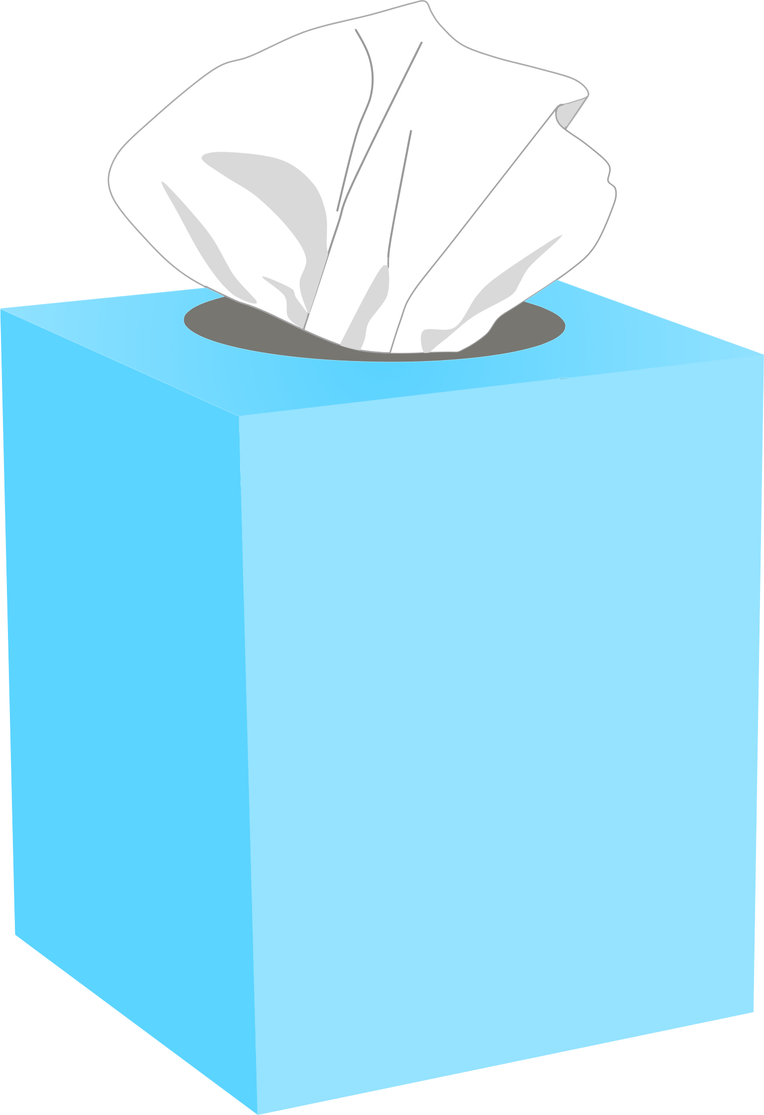 Box Of Tissues by GDJ