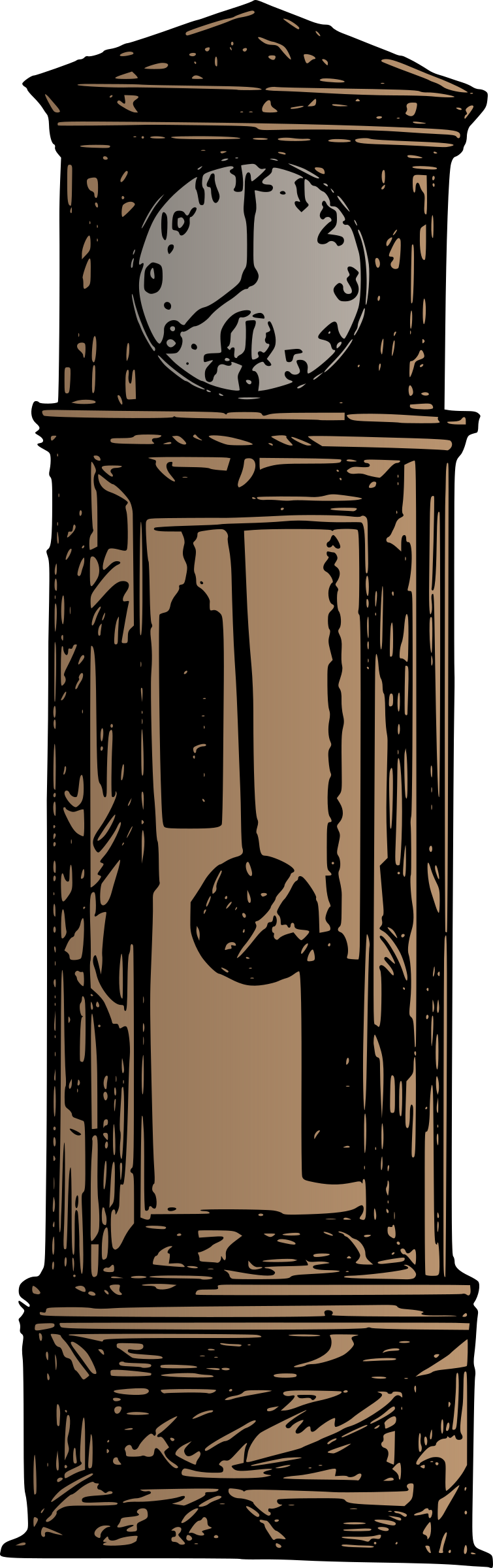 grandfather clock png. big image (png) grandfather clock png
