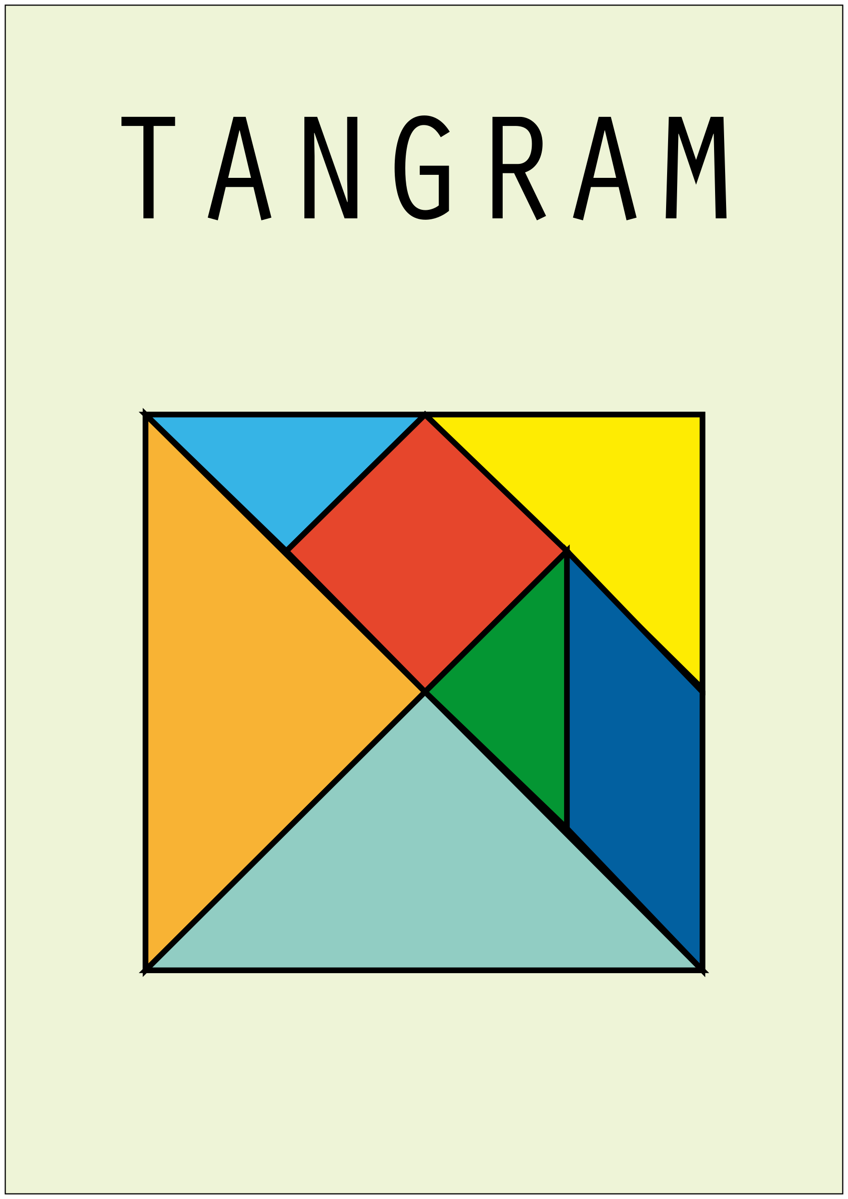 TANGRAM by dordy