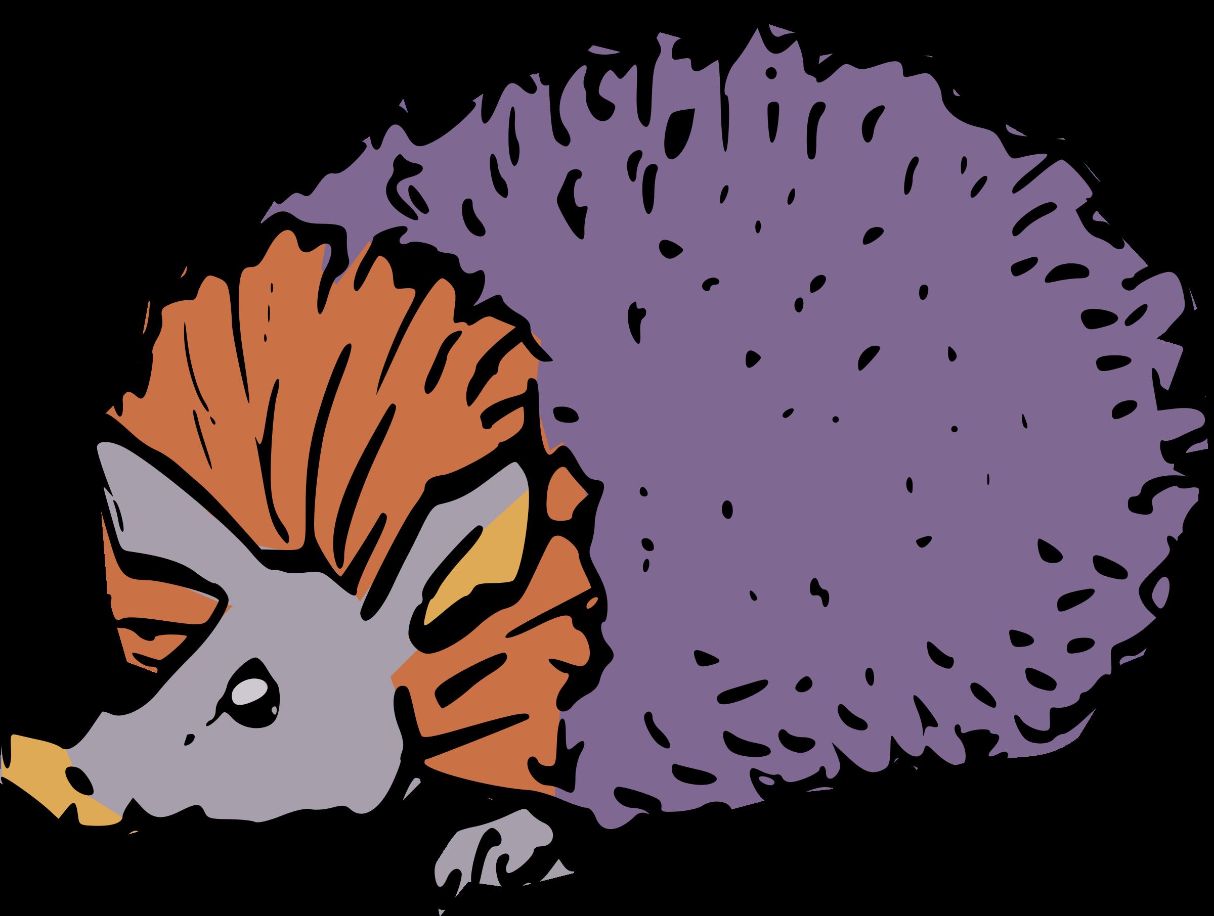 Aardvark clipart