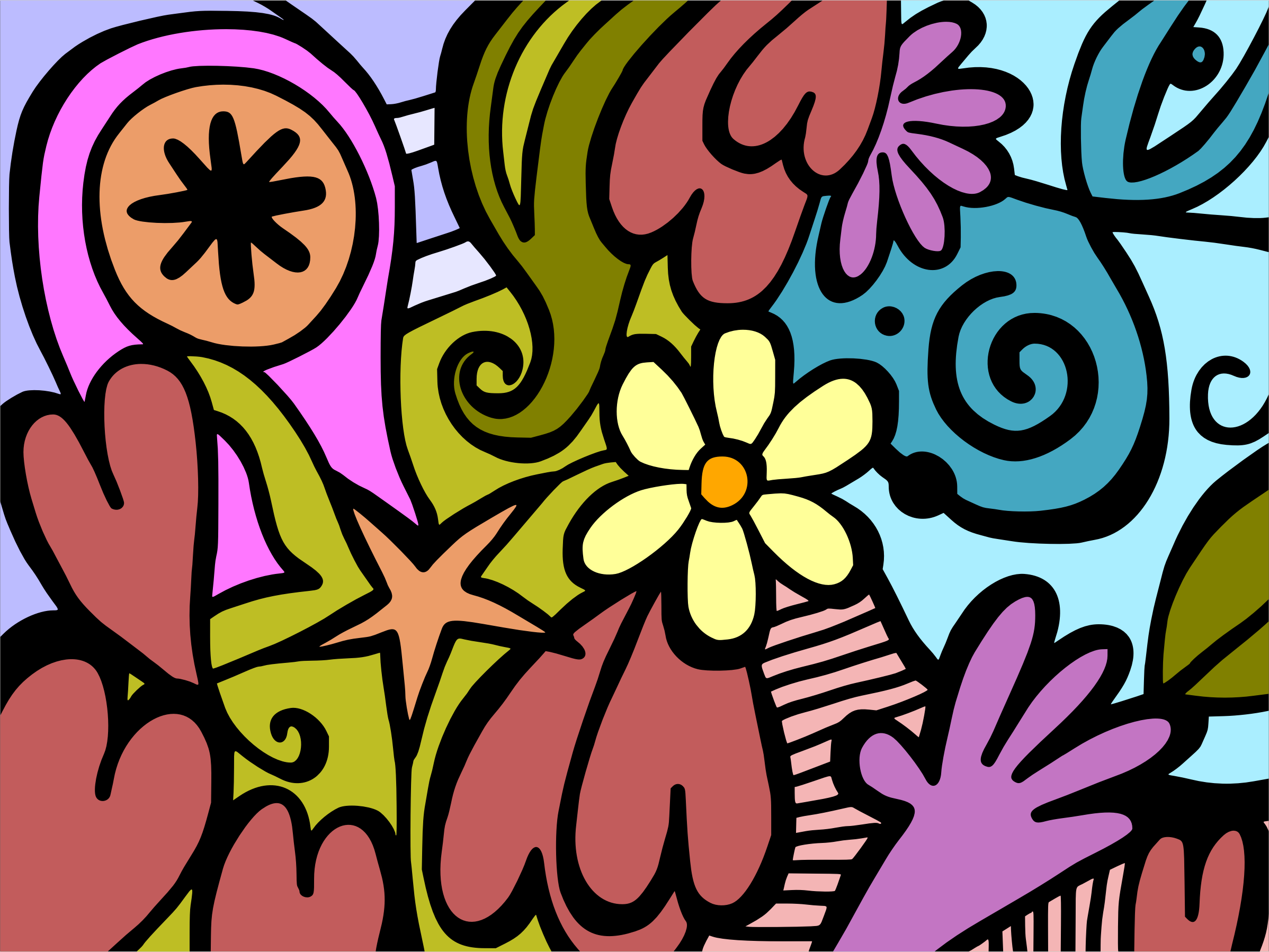 Background pattern 211 (colour 2) by Firkin