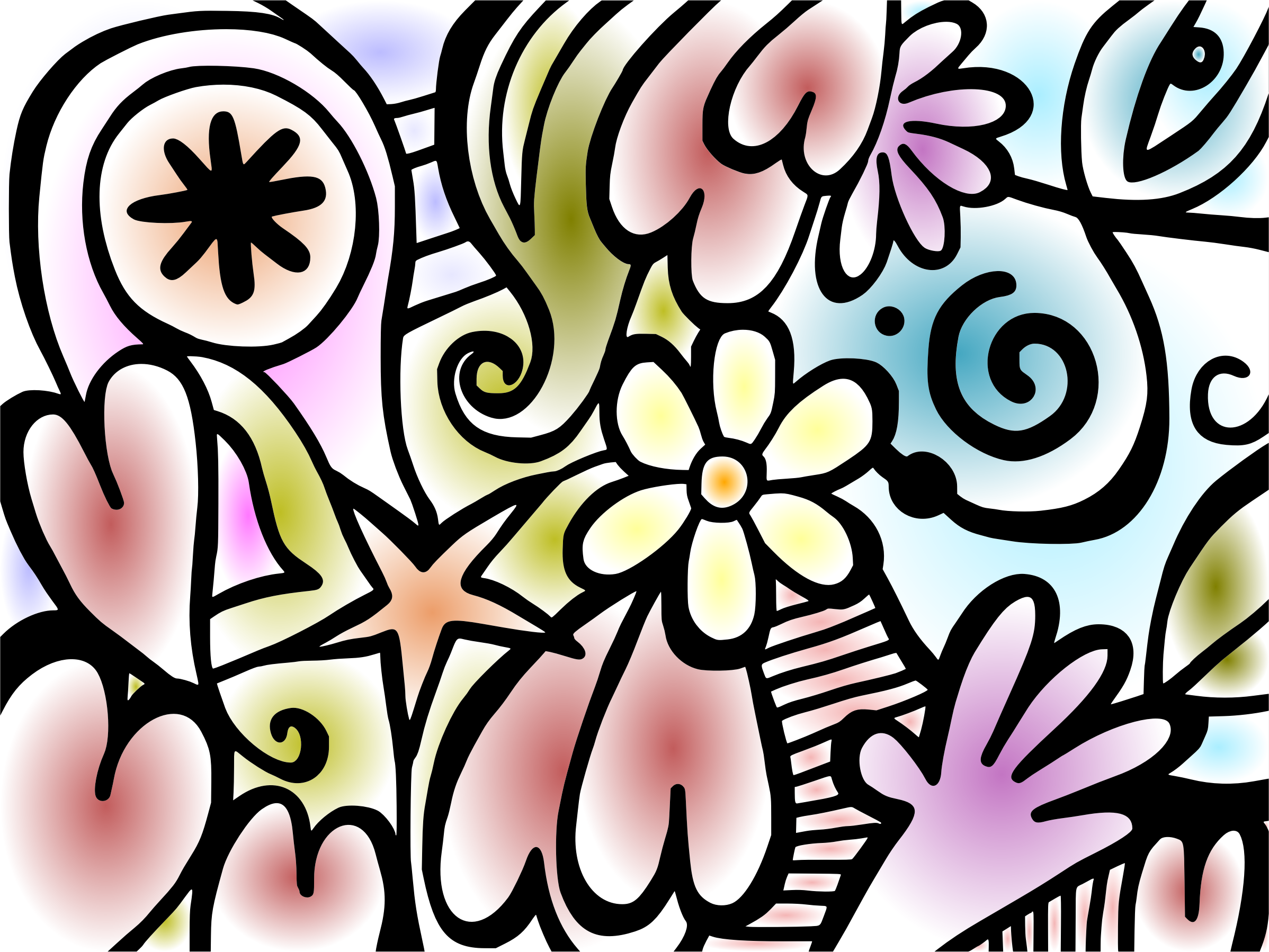 Background pattern 211 (colour 4) by Firkin