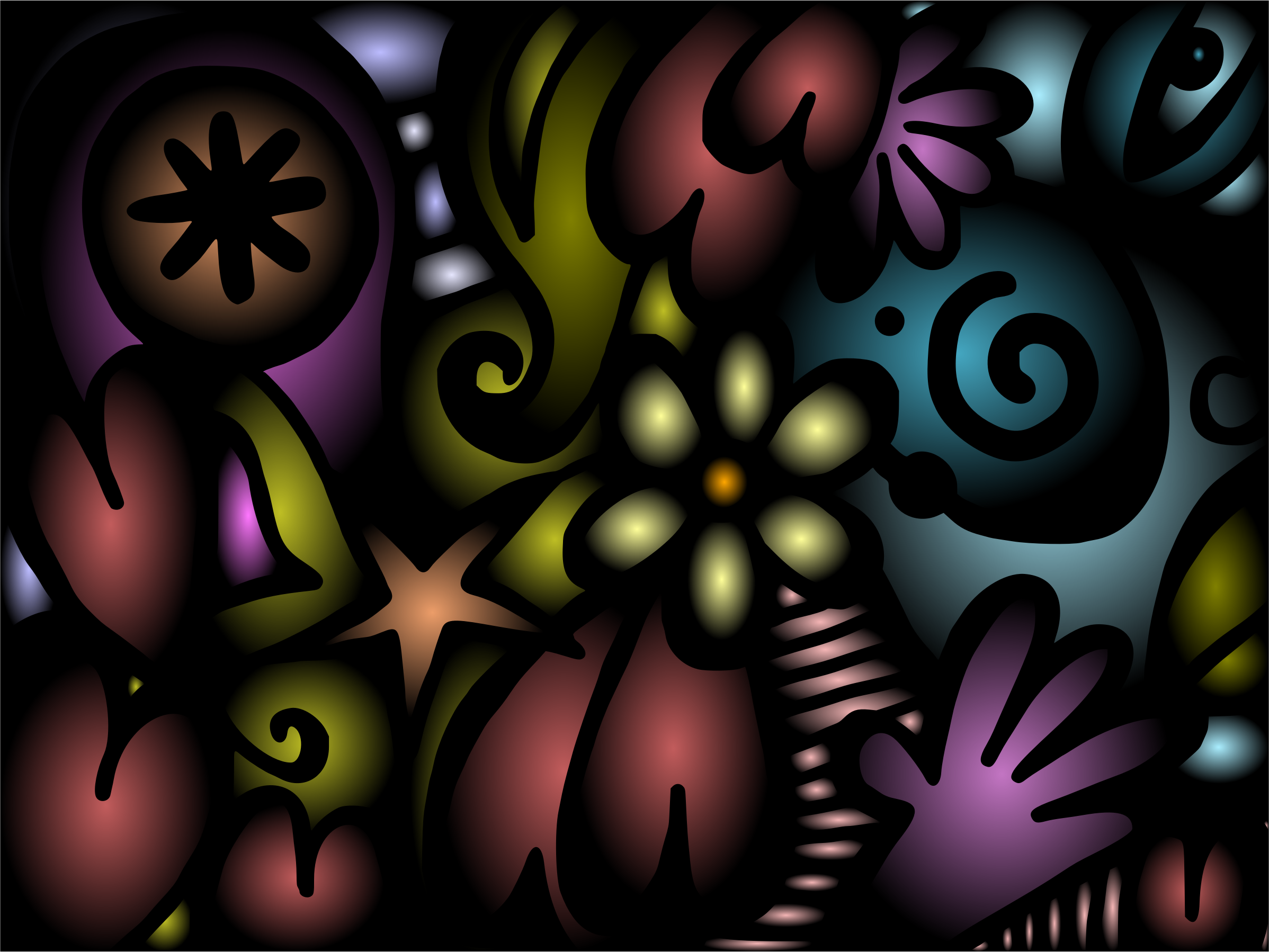 Background pattern 211 (colour 5) by Firkin