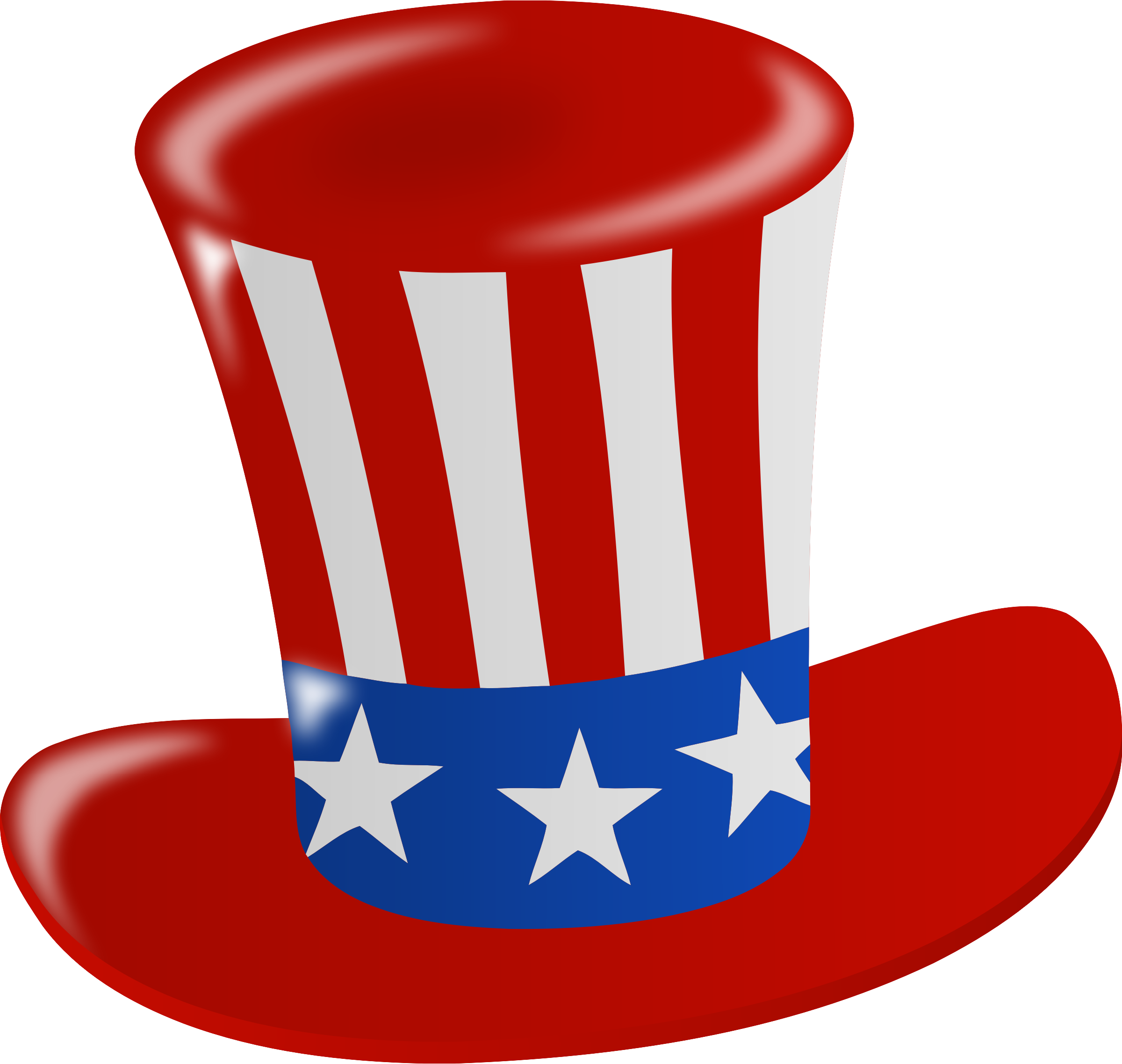 US flag hat by Firkin
