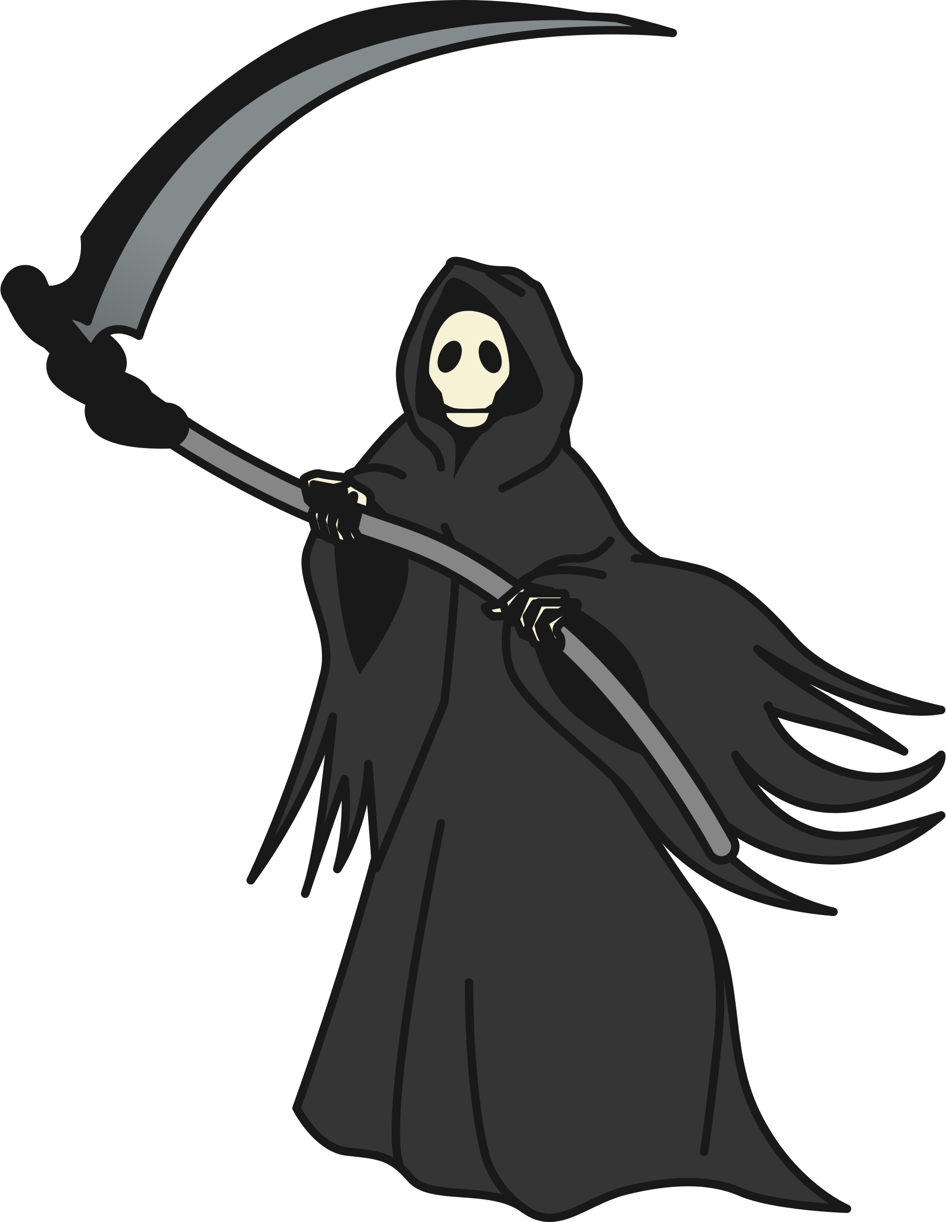 Grim Reaper by oksmith