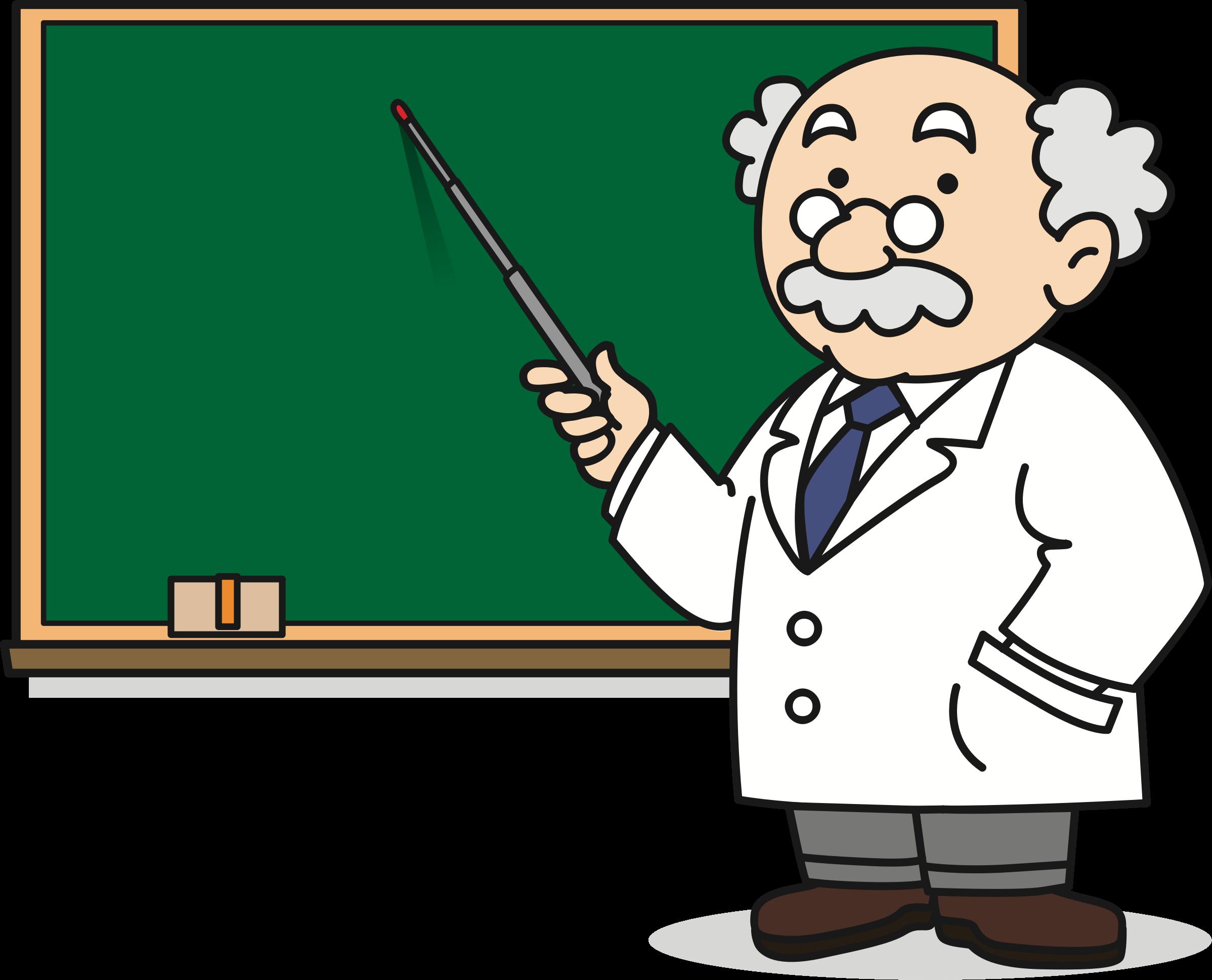 Male Teacher (#2) by oksmith