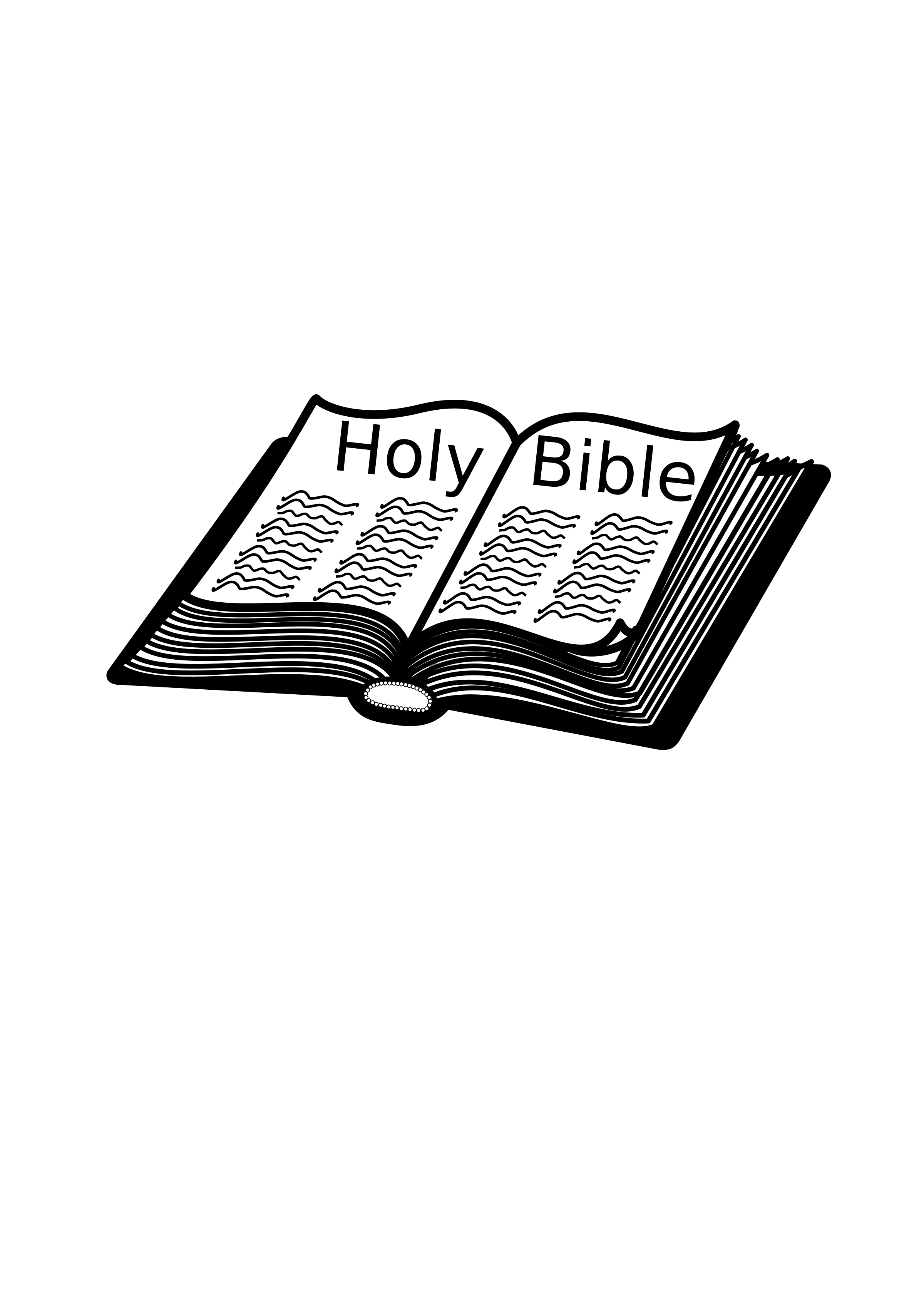 Holy Bible by D4v1d