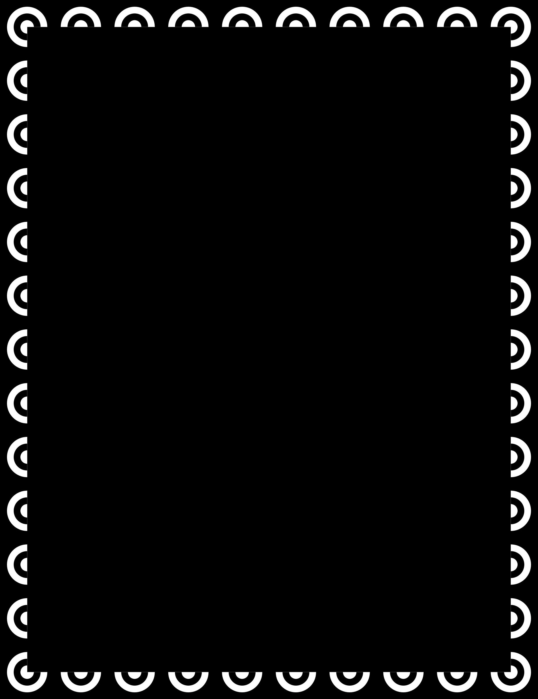 Clipart - Target frame