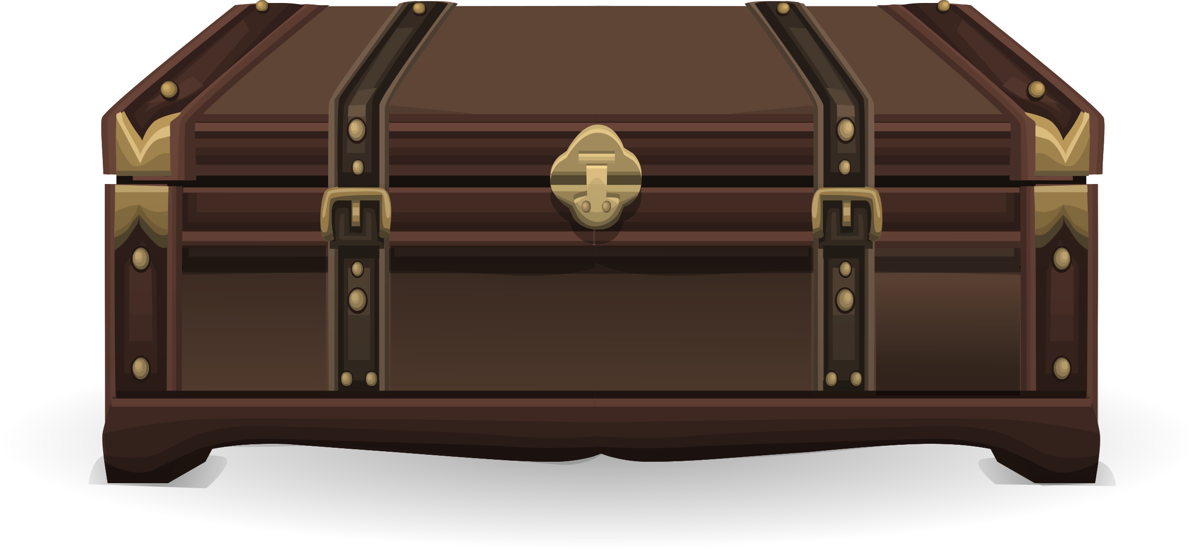 Antique suitcase from Glitch by anarres