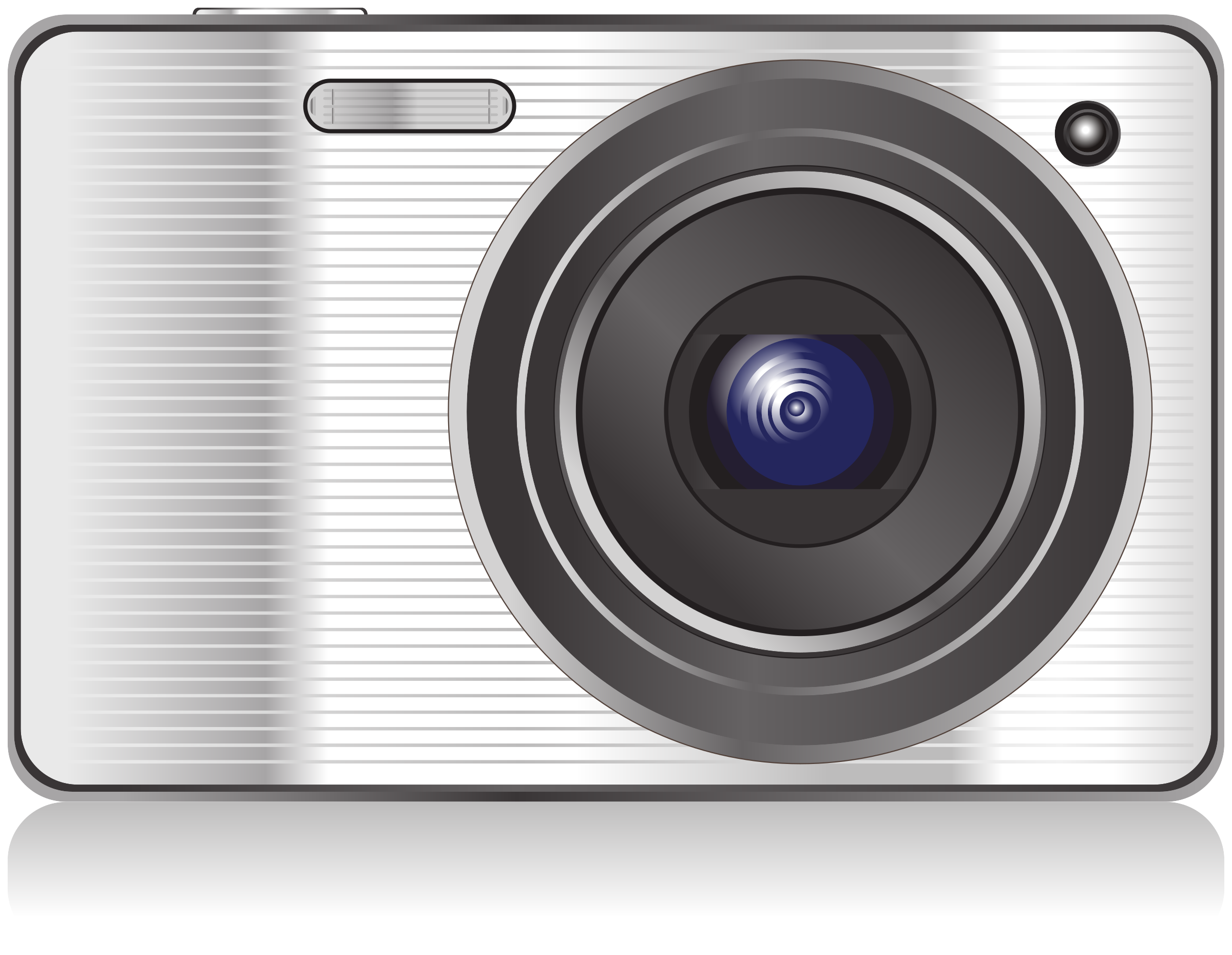 Digital point and shoot camera by Juhele