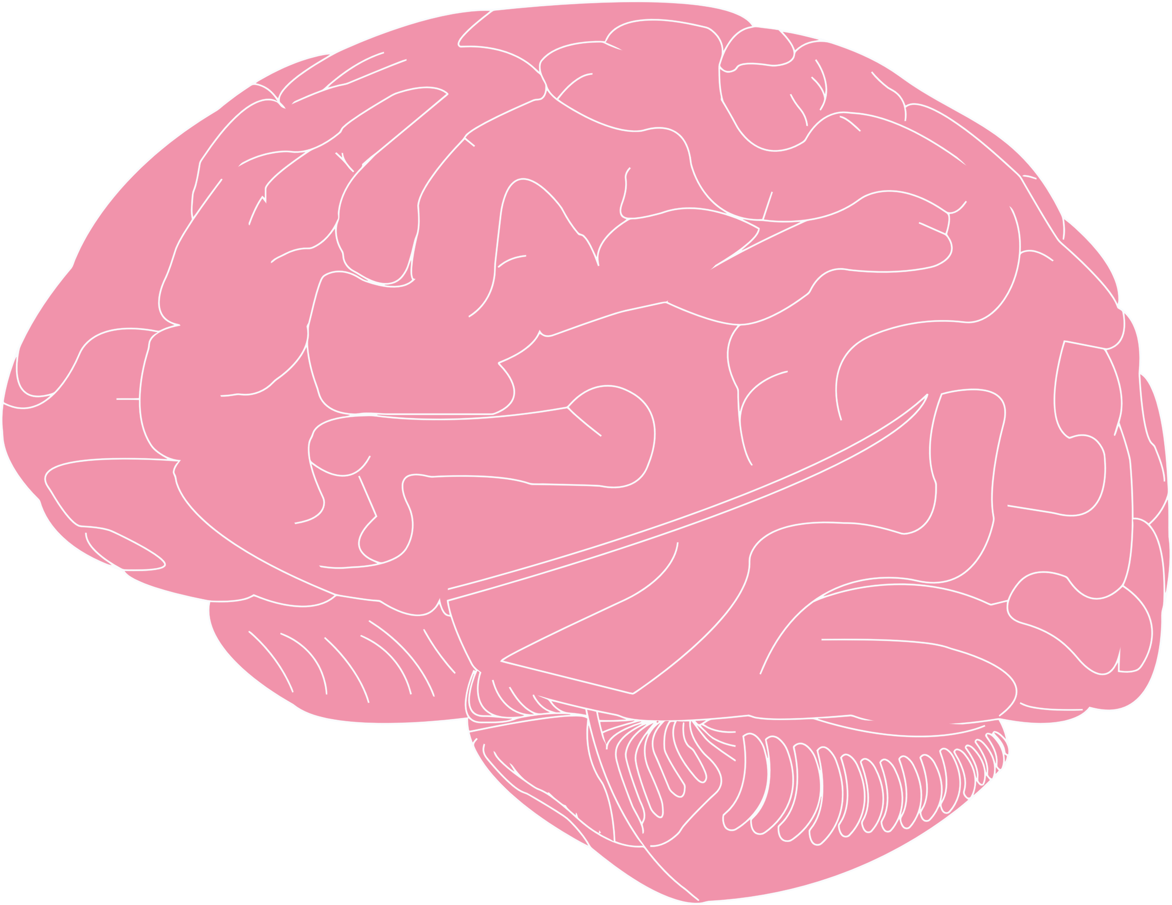 Brain Illustration by GDJ
