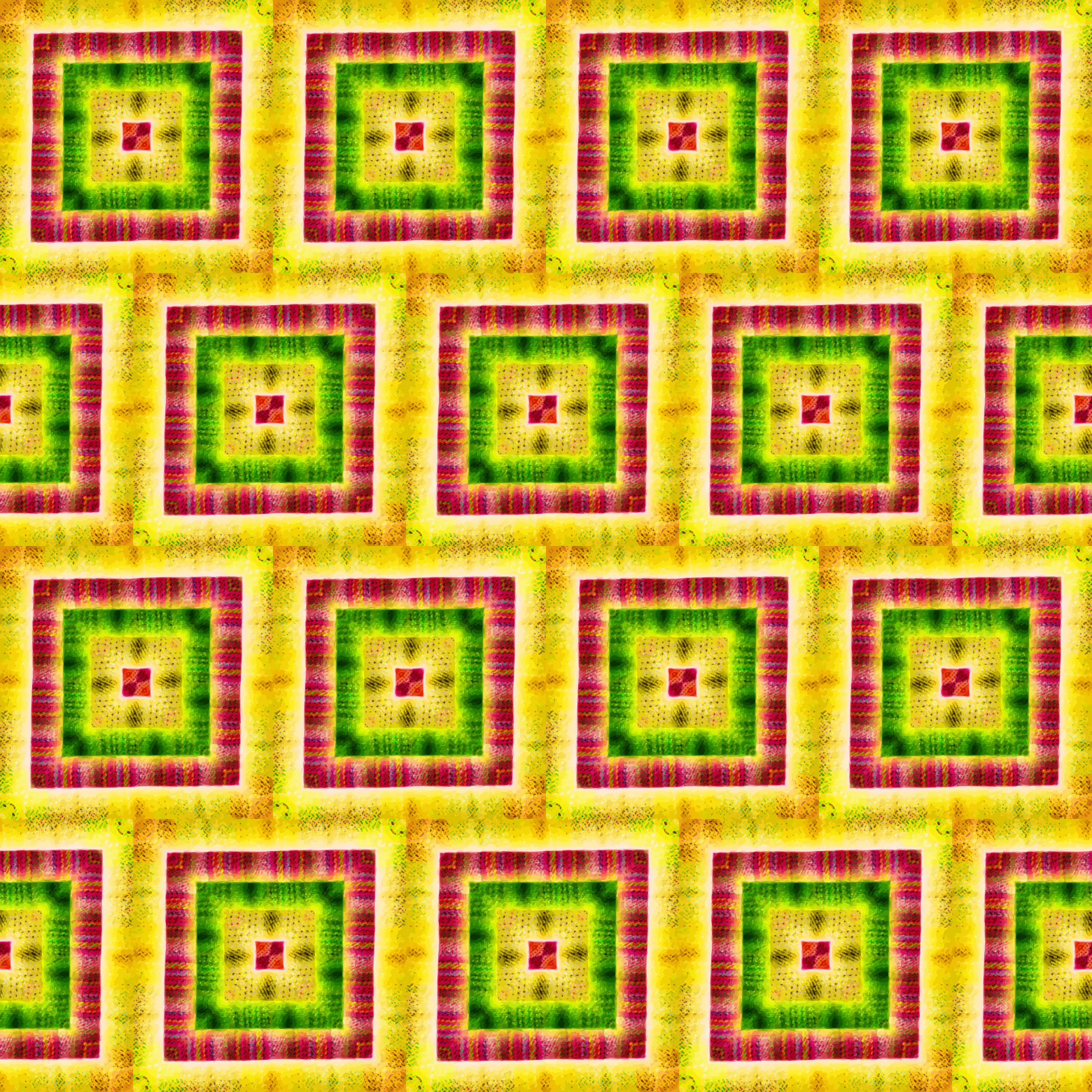 Fabric pattern (colour 4) by Firkin