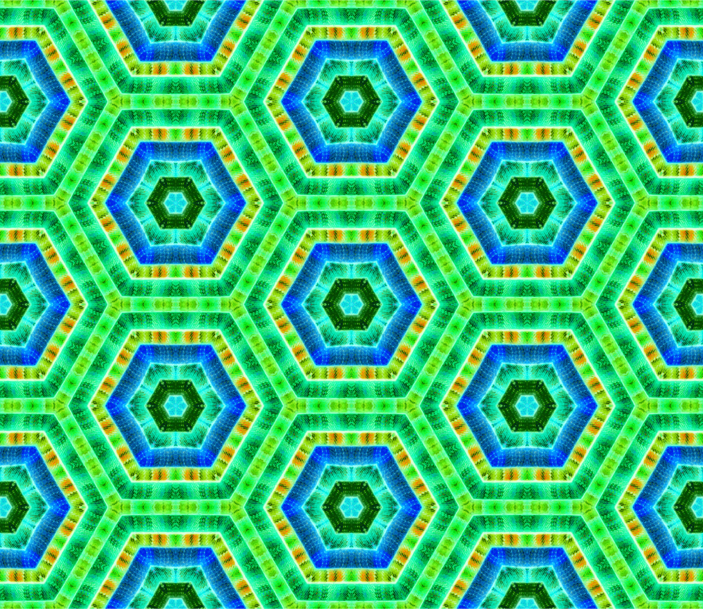 Fabric pattern 3 (colour 5) by Firkin