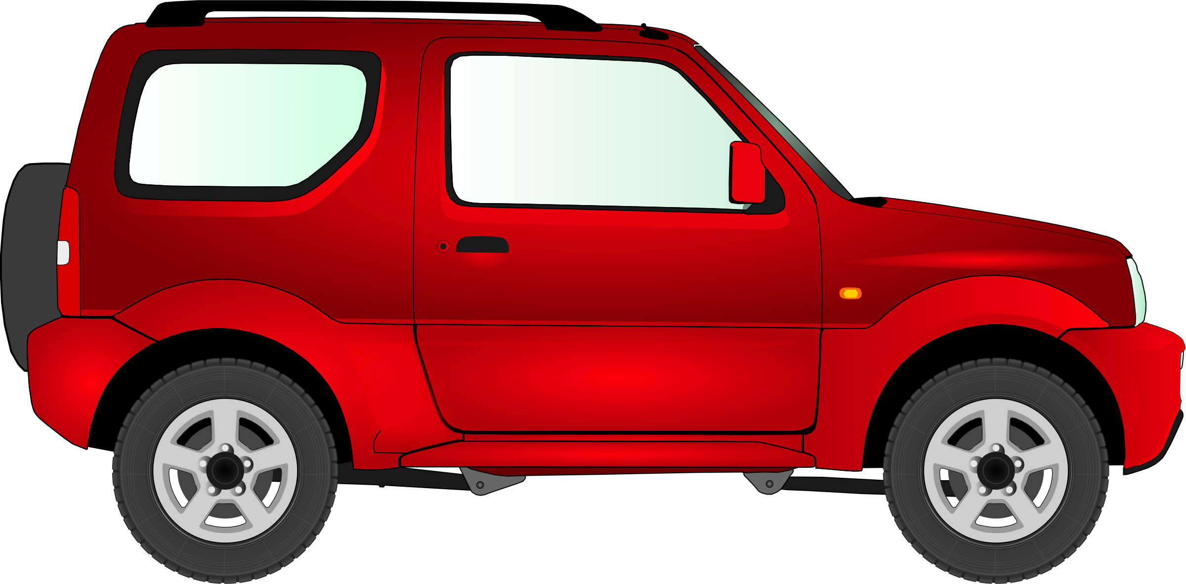 Car 15 (red) by Firkin