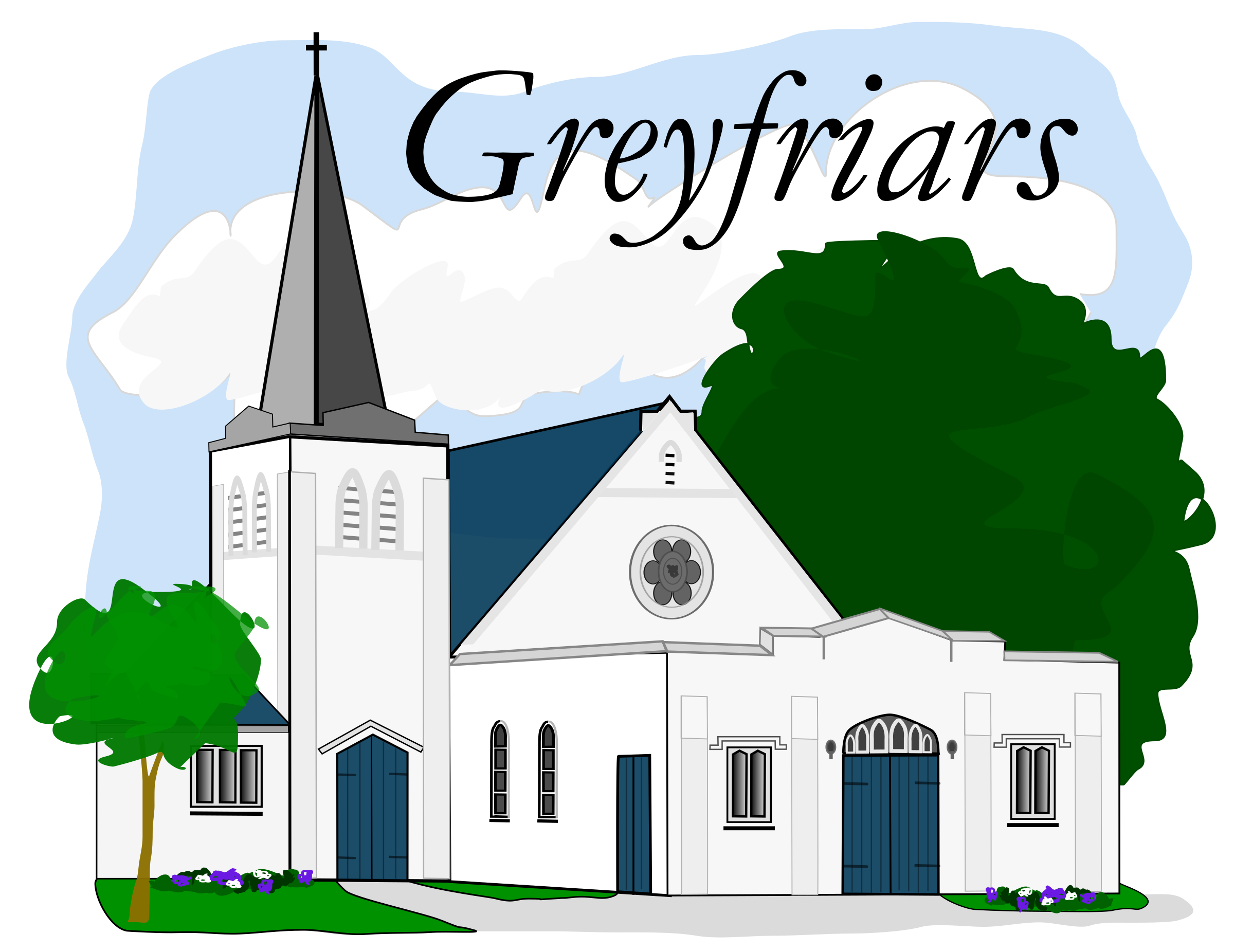 Greyfriars Church Mt Eden New Zealand by power2people