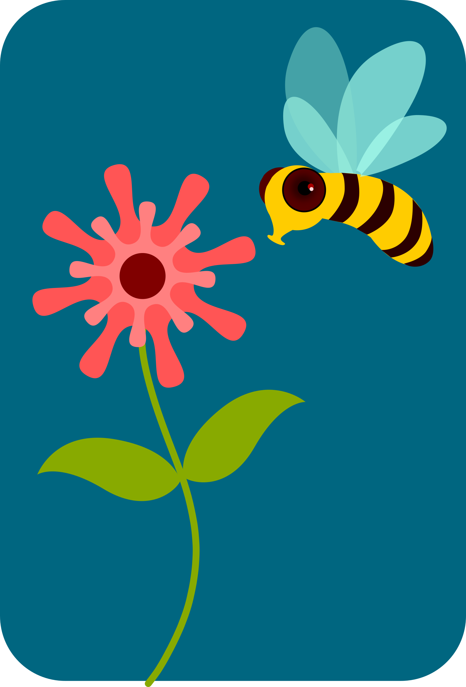 A Bee by kablam