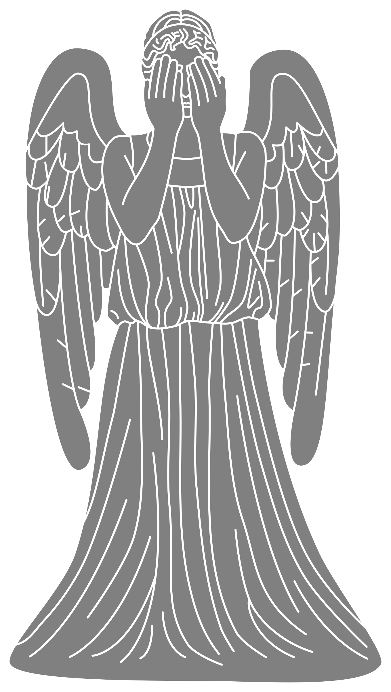 Weeping angel by LinuxUser