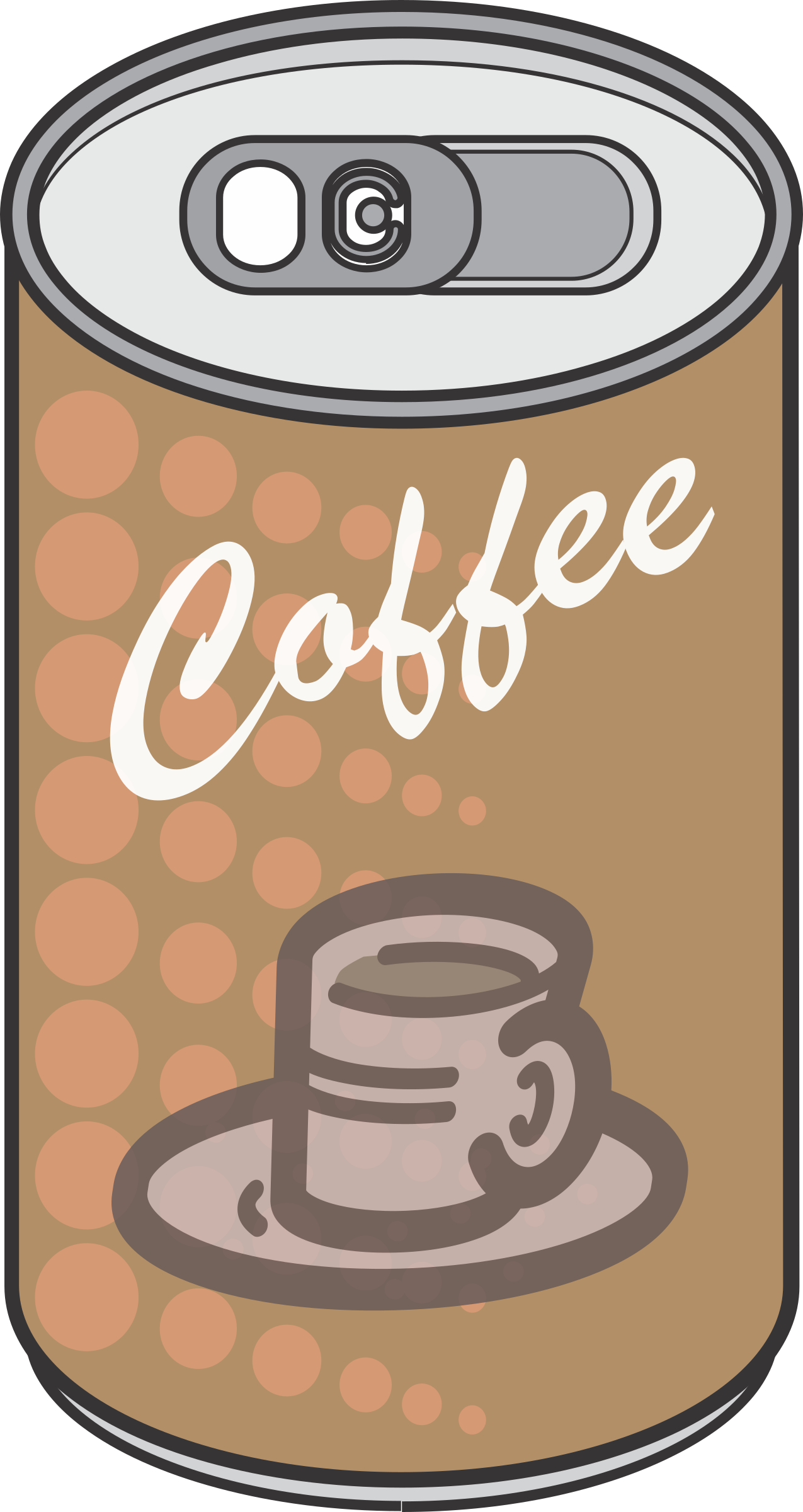Canned Coffee by j4p4n